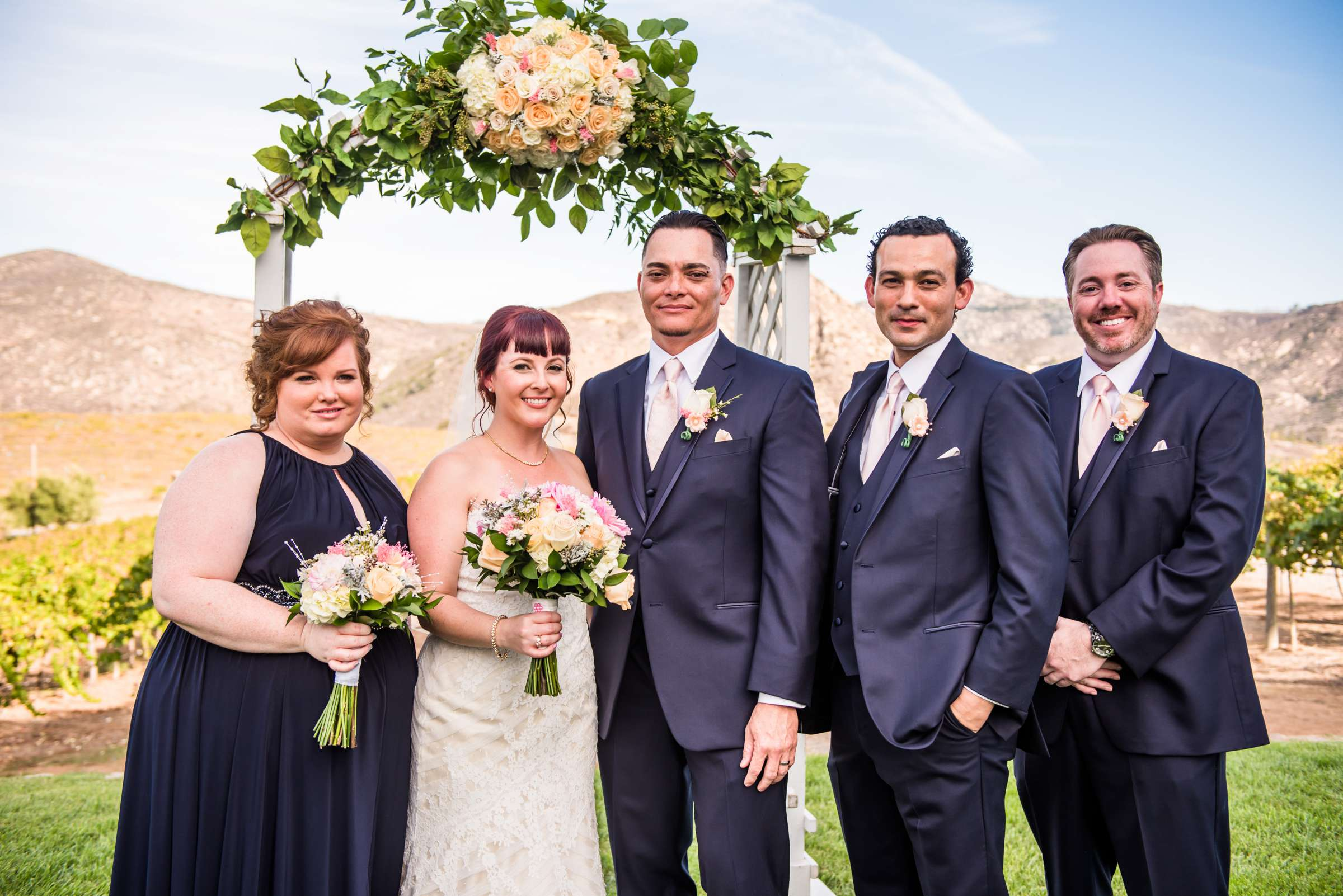 Orfila Vineyards Wedding, Tulasi and Richard Wedding Photo #34 by True Photography