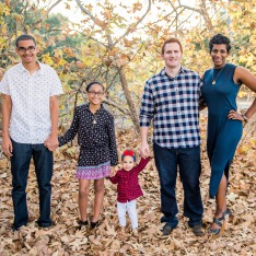 Akua-Sodio and Seth Family