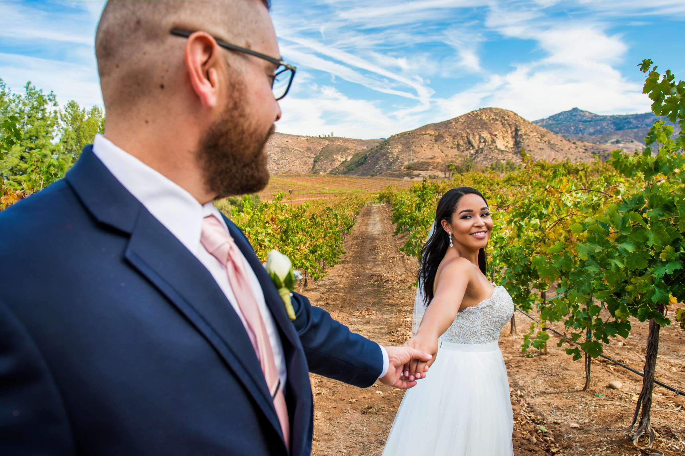Orfila Vineyards Wedding, Holly and Andrew Wedding Photo #289551 by True Photography