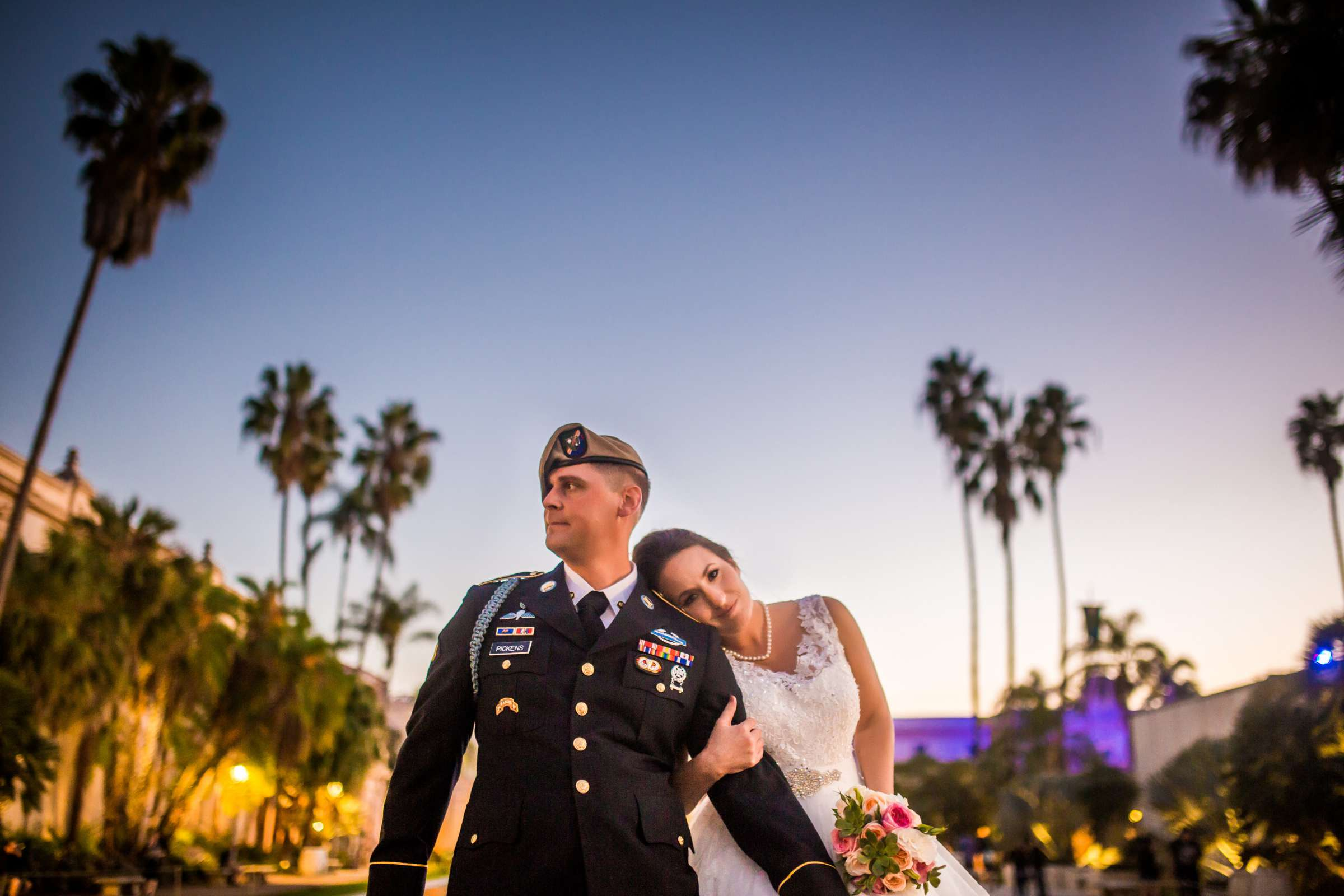 San Diego Courthouse Wedding, Jonell and Jonah Wedding Photo #290359 by True Photography