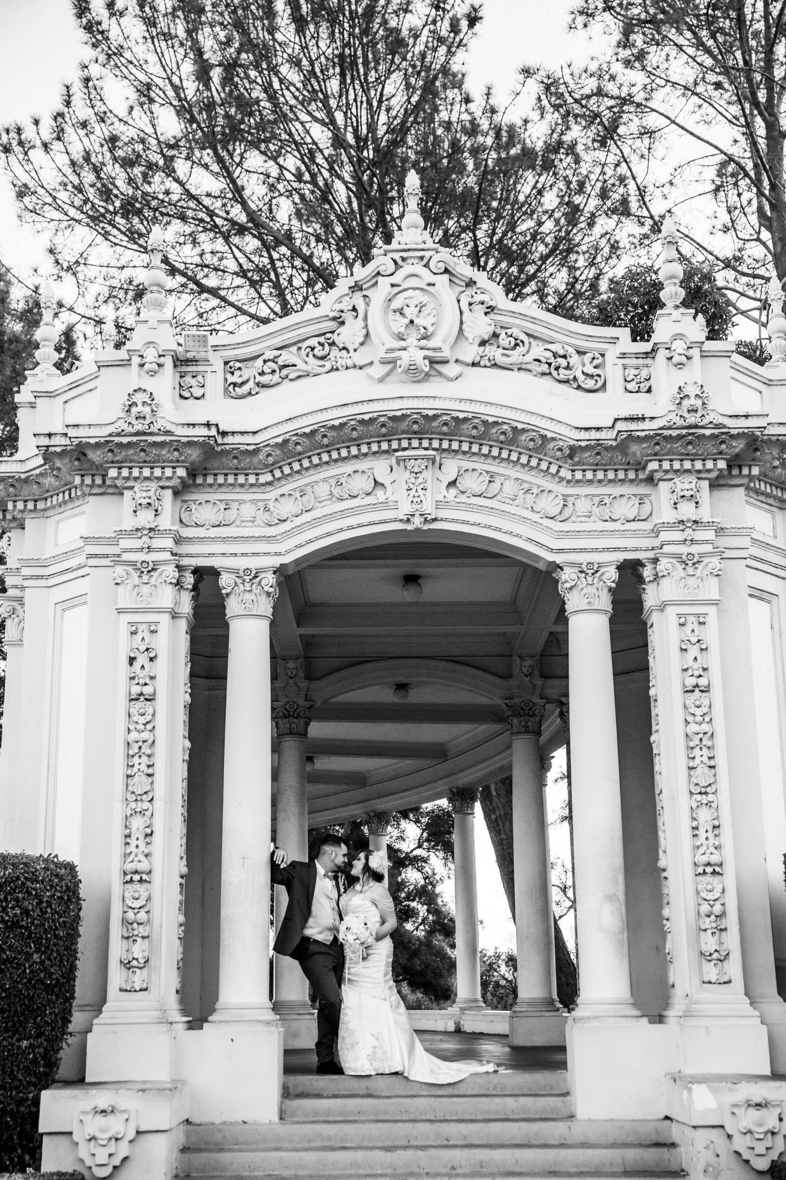 The Prado Wedding coordinated by Breezy Day Weddings, Aalis and Michael Wedding Photo #4 by True Photography