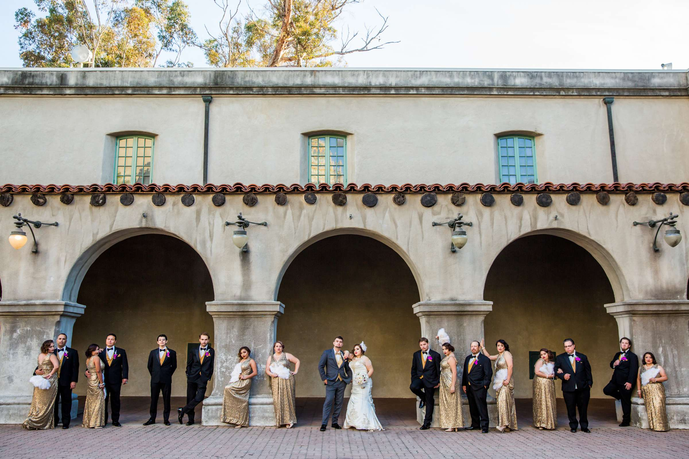 The Prado Wedding coordinated by Breezy Day Weddings, Aalis and Michael Wedding Photo #16 by True Photography