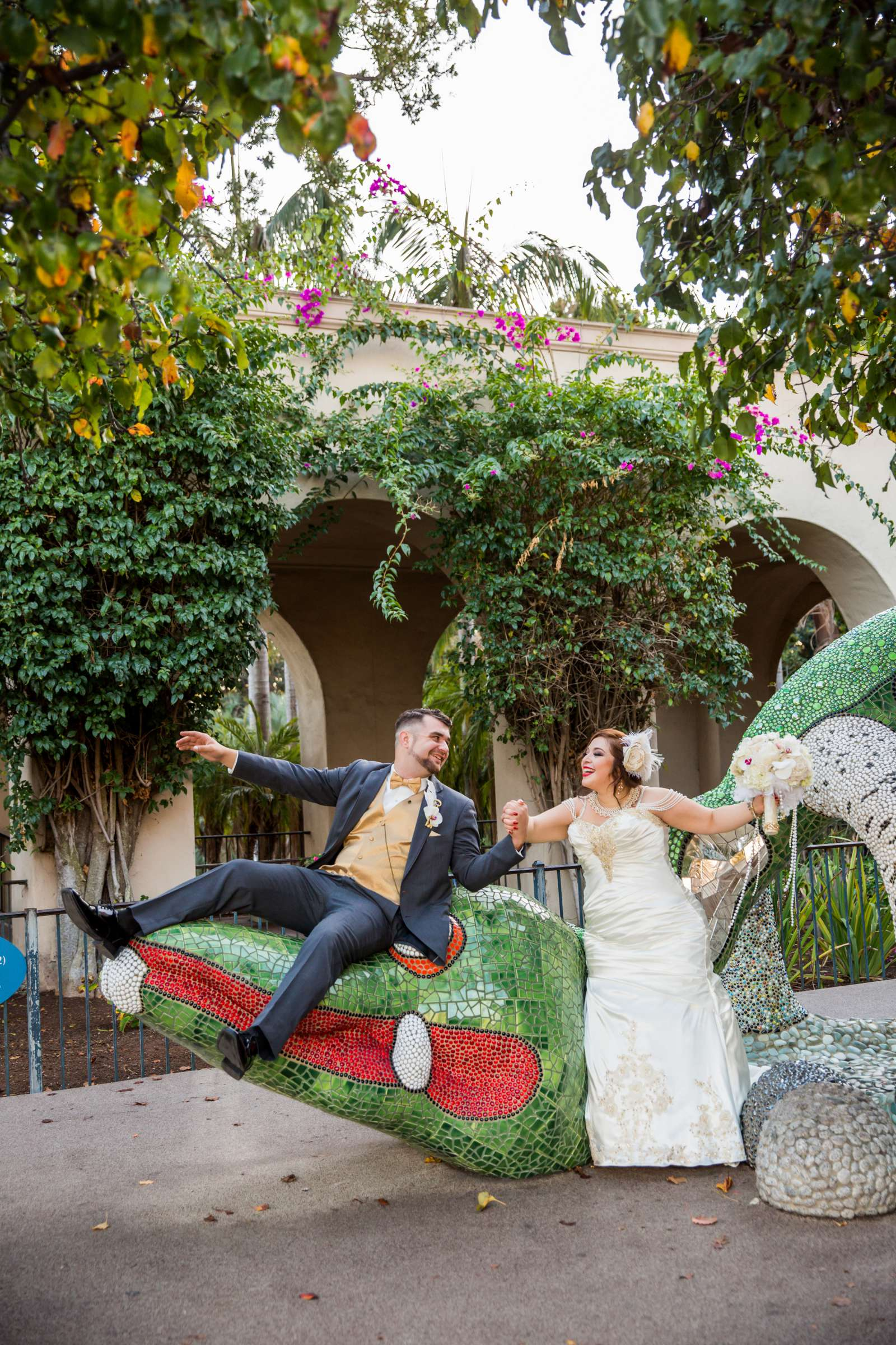 The Prado Wedding coordinated by Breezy Day Weddings, Aalis and Michael Wedding Photo #21 by True Photography