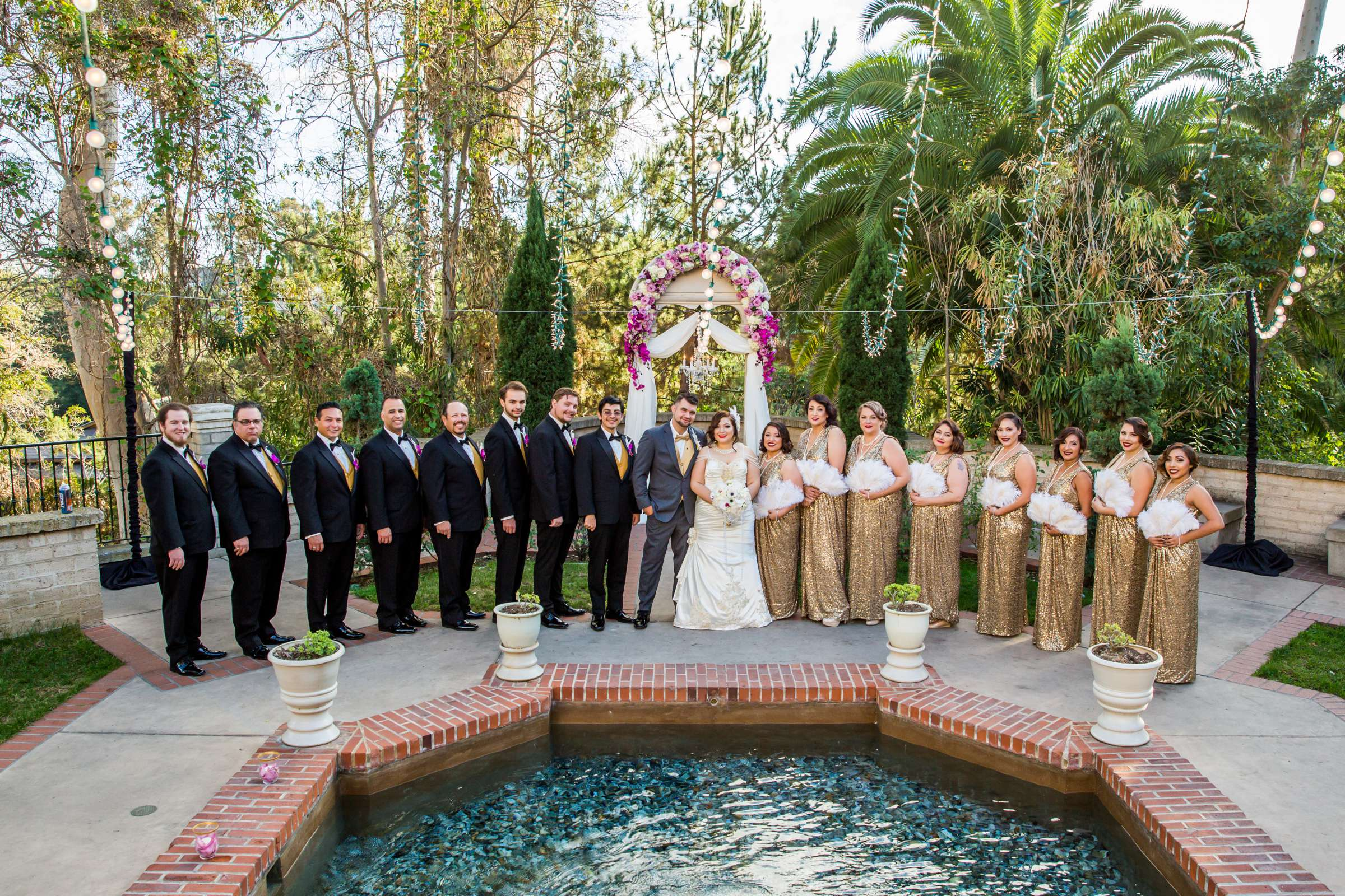 The Prado Wedding coordinated by Breezy Day Weddings, Aalis and Michael Wedding Photo #71 by True Photography