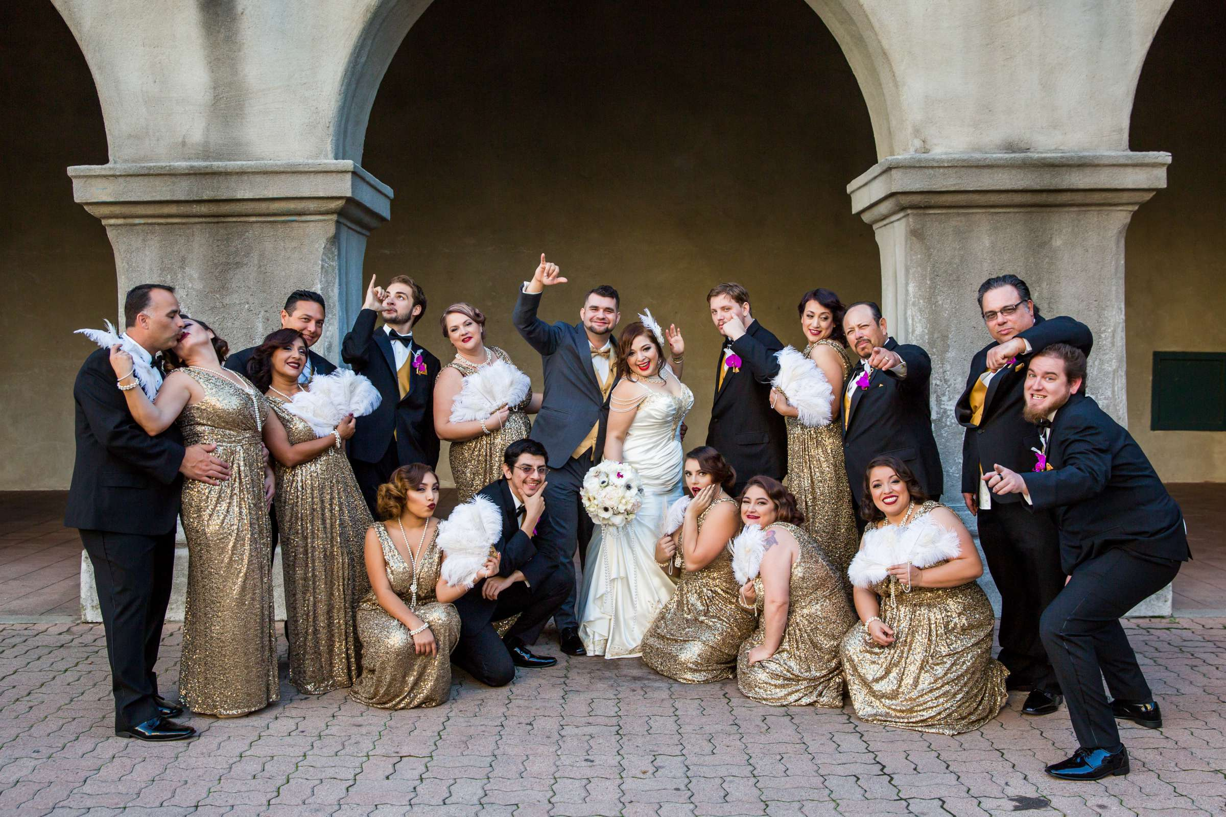 The Prado Wedding coordinated by Breezy Day Weddings, Aalis and Michael Wedding Photo #79 by True Photography