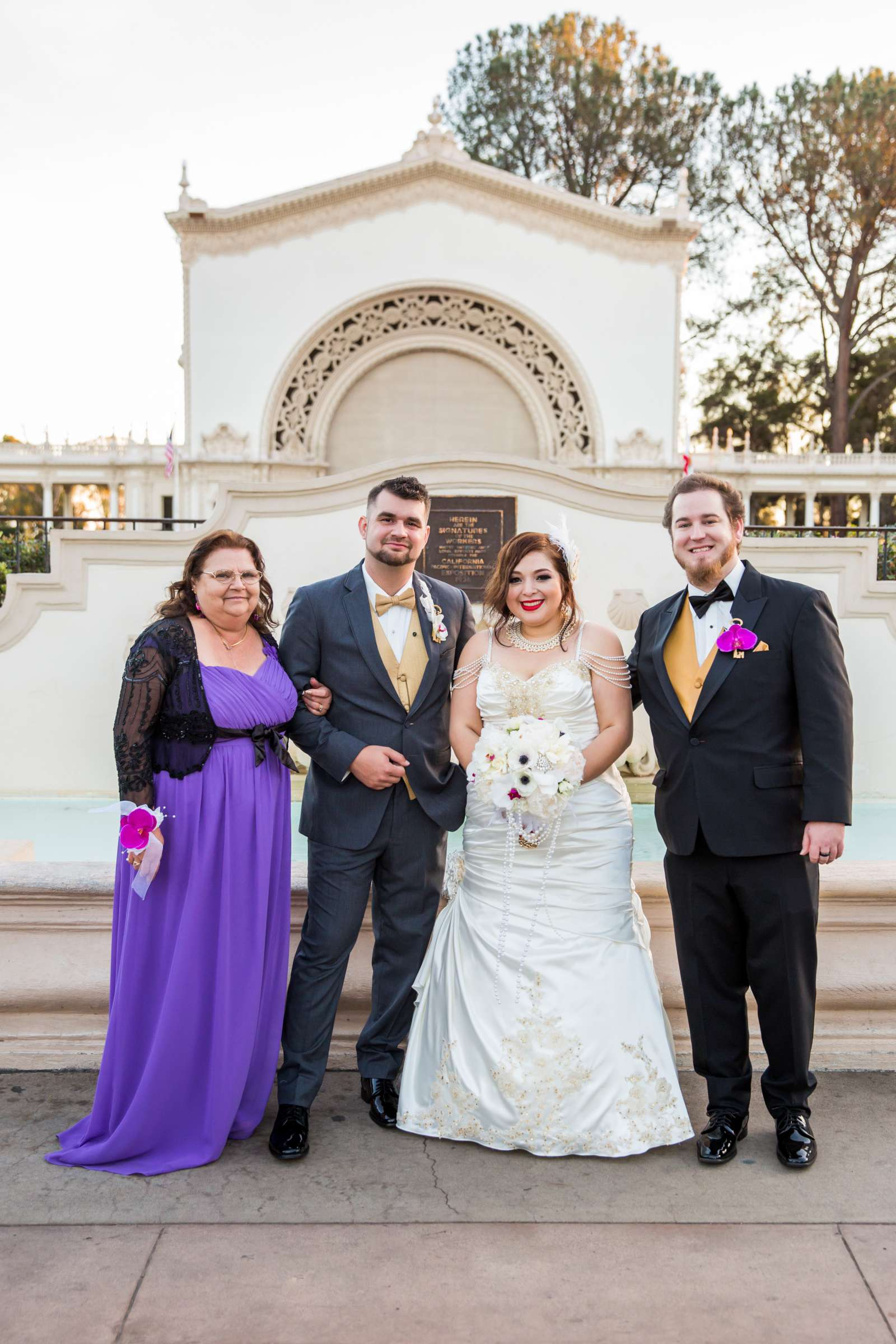 The Prado Wedding coordinated by Breezy Day Weddings, Aalis and Michael Wedding Photo #83 by True Photography