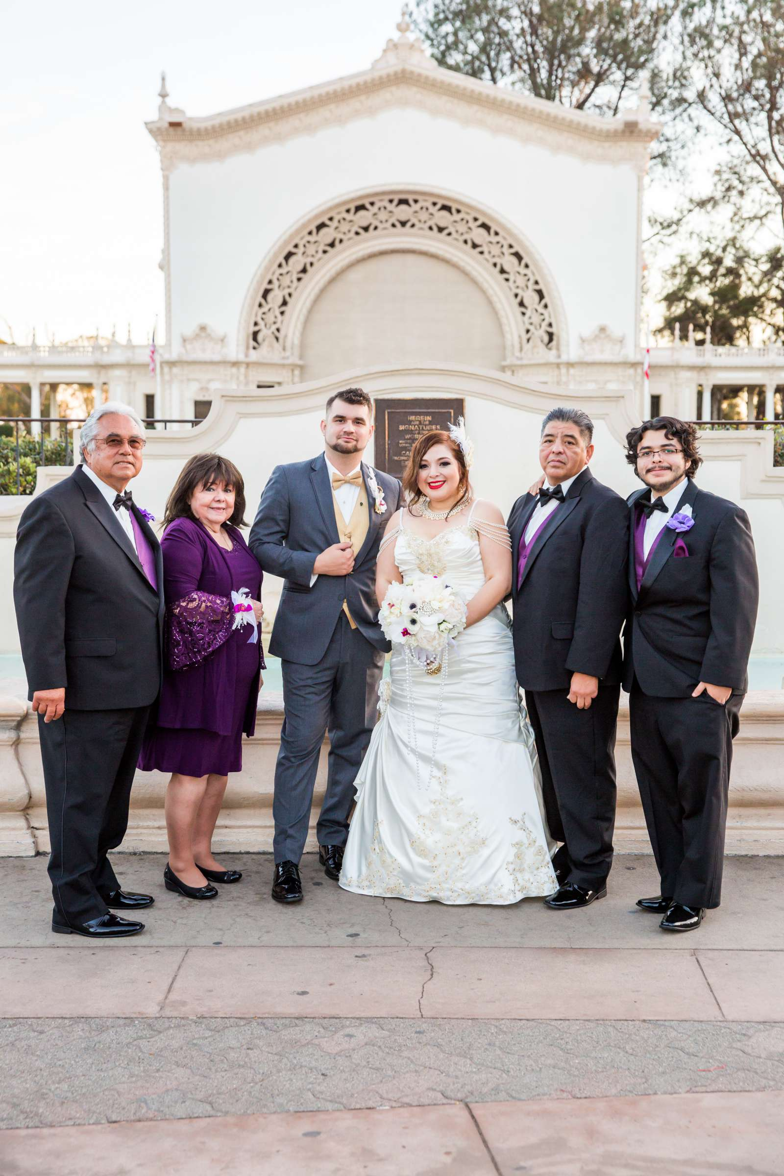 The Prado Wedding coordinated by Breezy Day Weddings, Aalis and Michael Wedding Photo #84 by True Photography