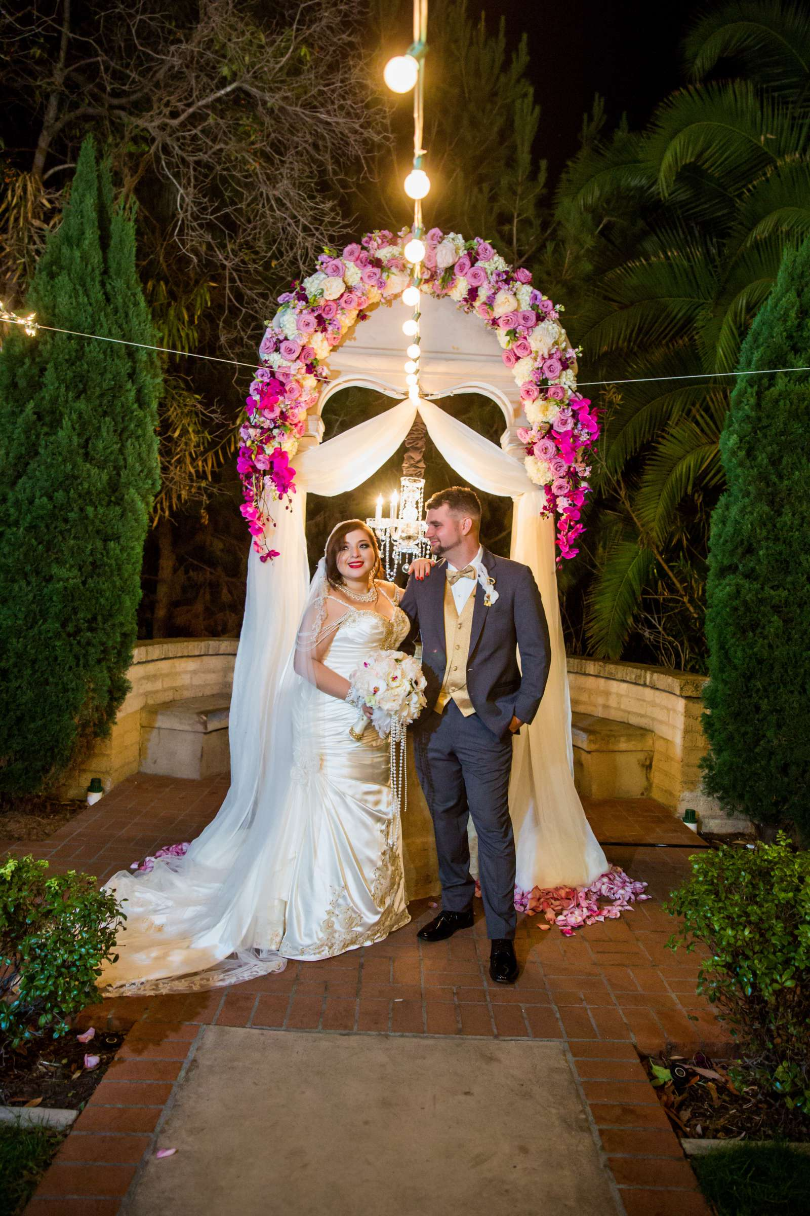 The Prado Wedding coordinated by Breezy Day Weddings, Aalis and Michael Wedding Photo #105 by True Photography