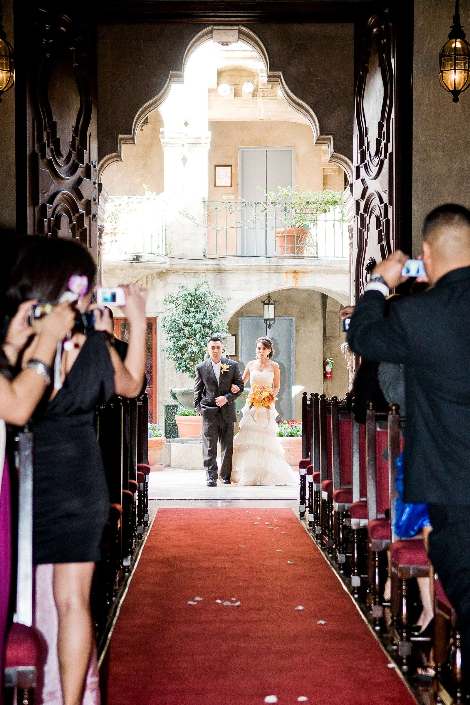 The Mission Inn-Riverside Wedding, Theresa and Francis Wedding Photo #301544 by True Photography