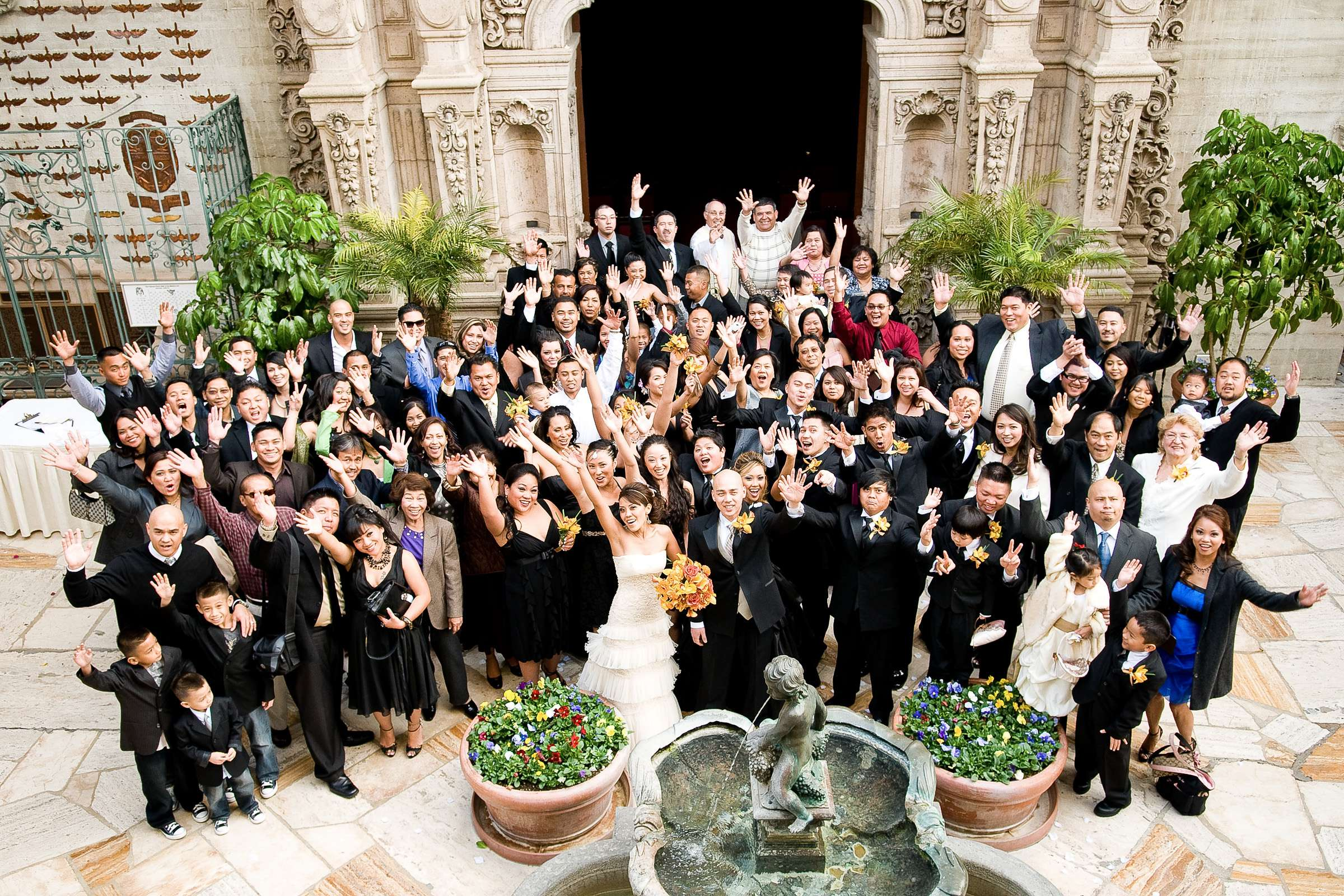 The Mission Inn-Riverside Wedding, Theresa and Francis Wedding Photo #301546 by True Photography