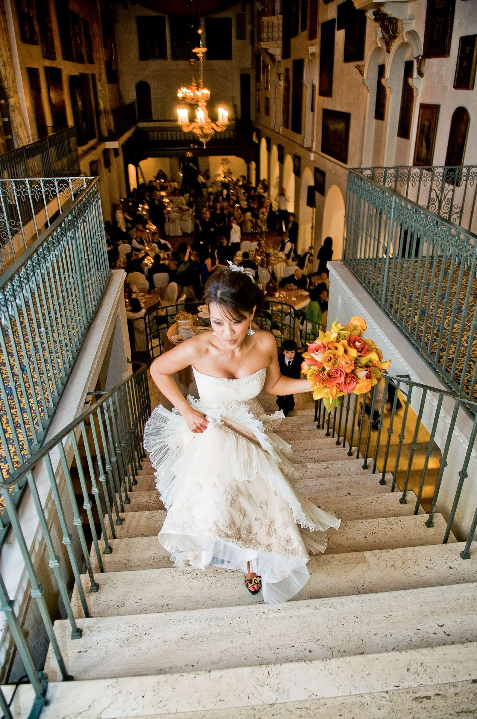 The Mission Inn-Riverside Wedding, Theresa and Francis Wedding Photo #301552 by True Photography