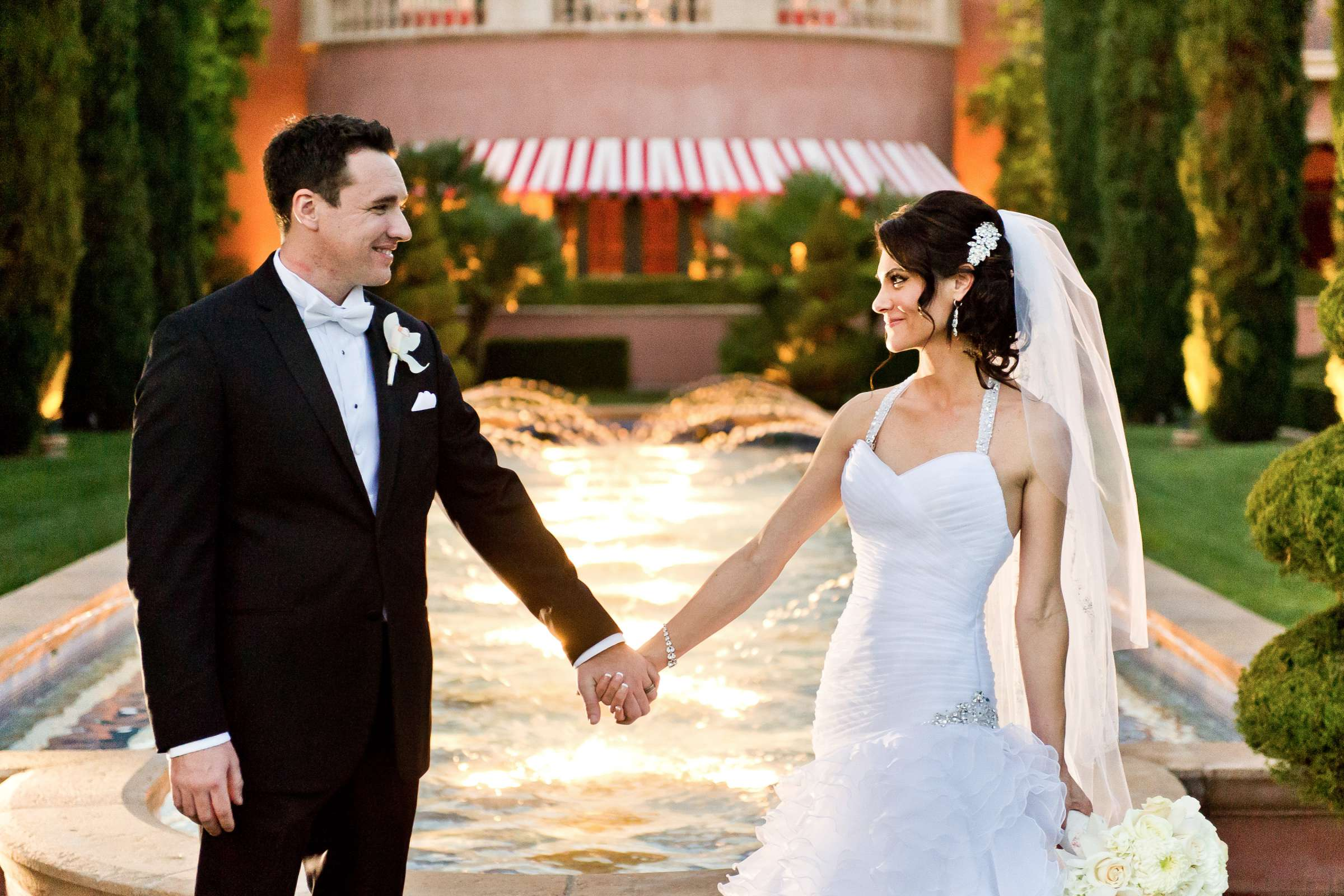 Fairmont Grand Del Mar Wedding, Angela and Tom Wedding Photo #1 by True Photography