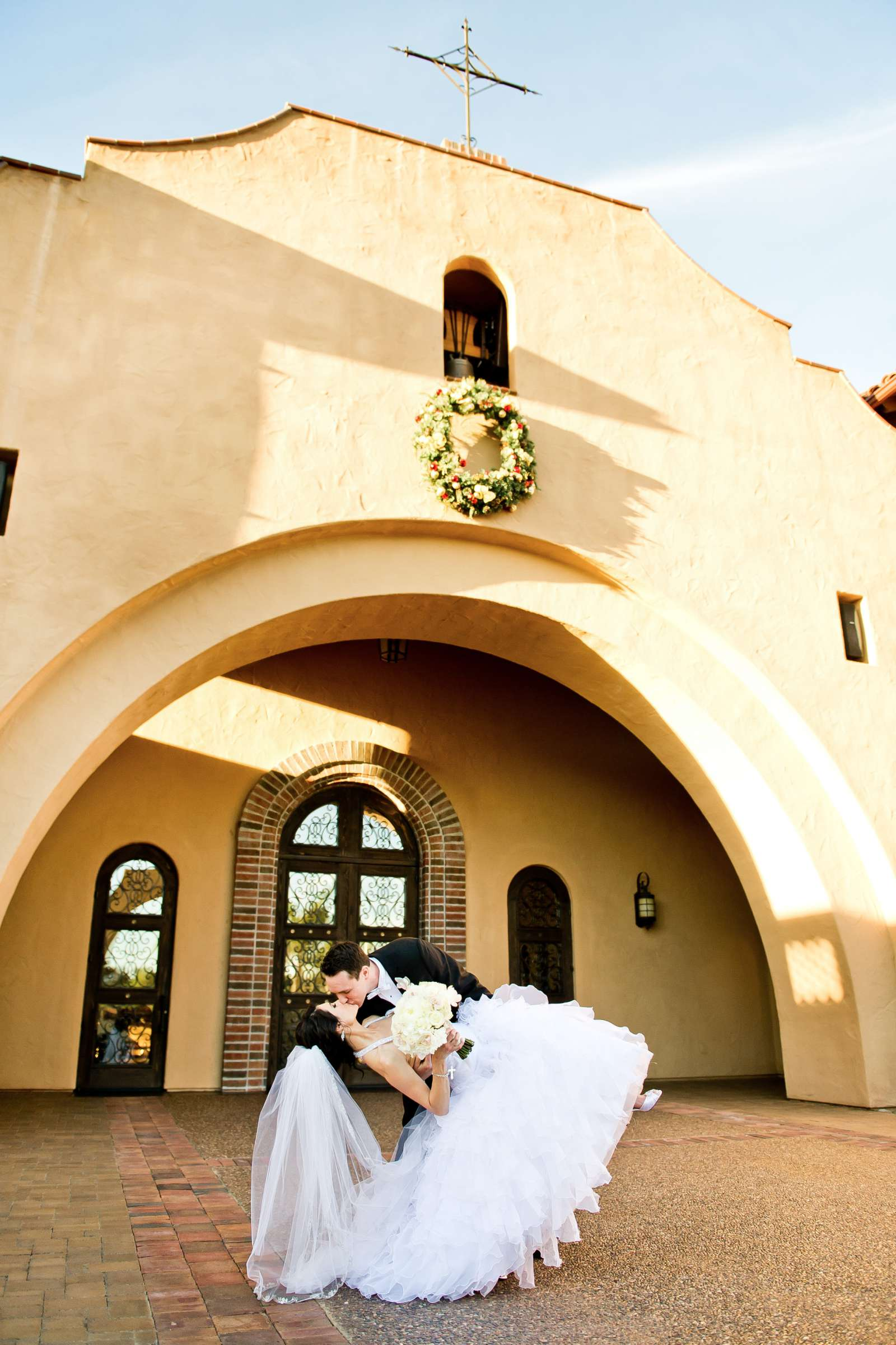Fairmont Grand Del Mar Wedding, Angela and Tom Wedding Photo #2 by True Photography