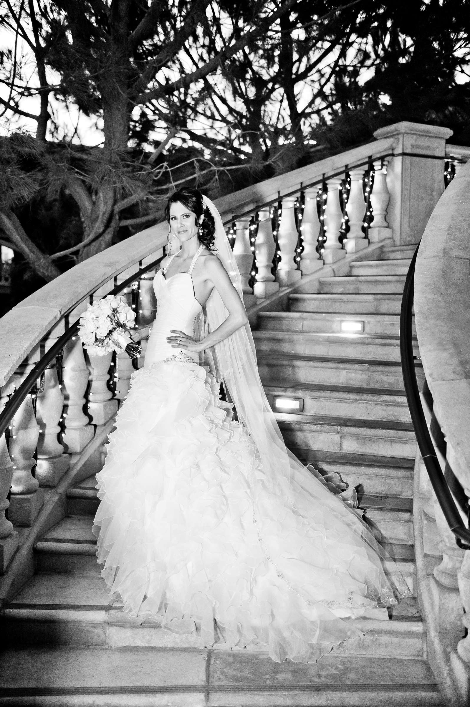 Fairmont Grand Del Mar Wedding, Angela and Tom Wedding Photo #3 by True Photography