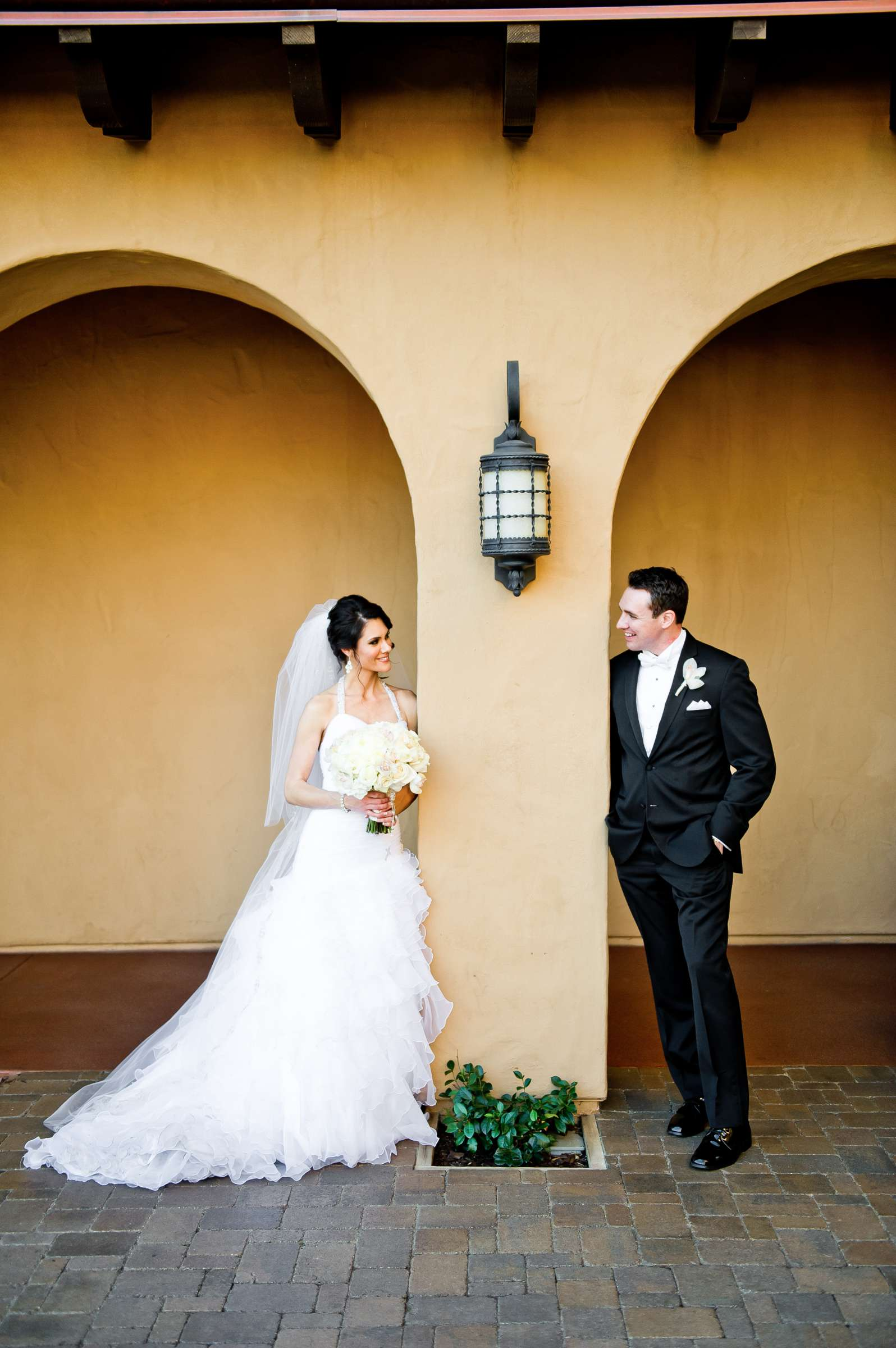 Fairmont Grand Del Mar Wedding, Angela and Tom Wedding Photo #11 by True Photography