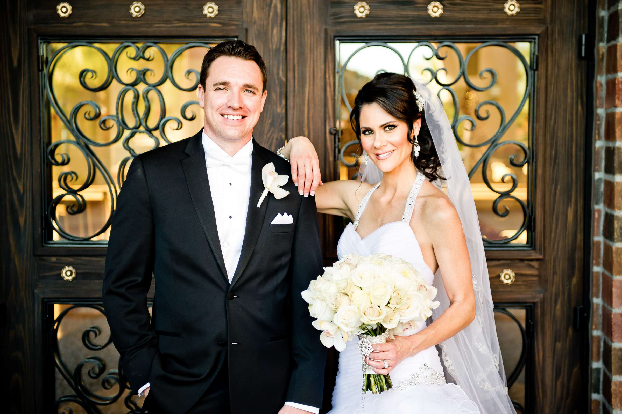 Fairmont Grand Del Mar Wedding, Angela and Tom Wedding Photo #12 by True Photography
