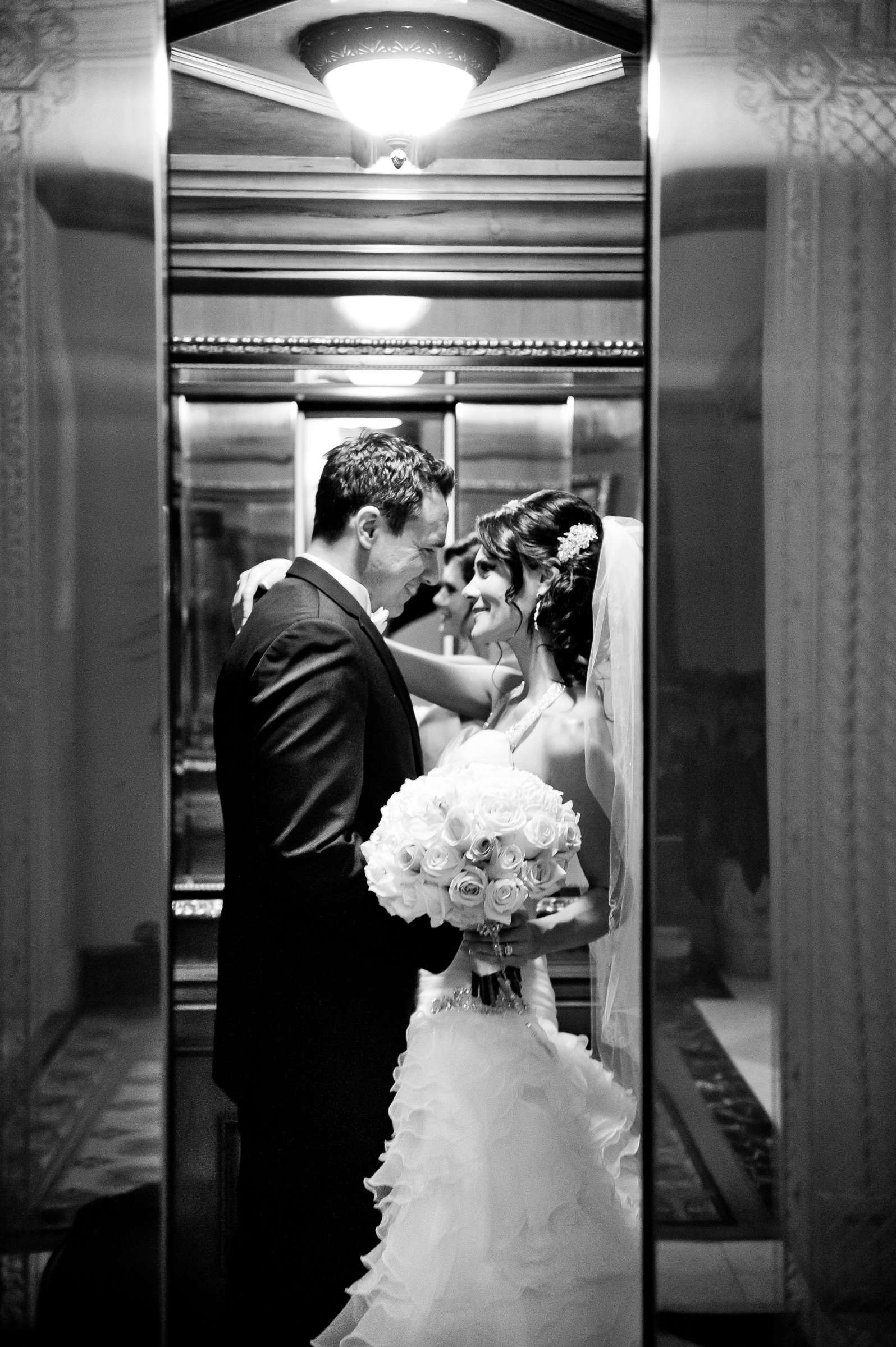 Fairmont Grand Del Mar Wedding, Angela and Tom Wedding Photo #13 by True Photography