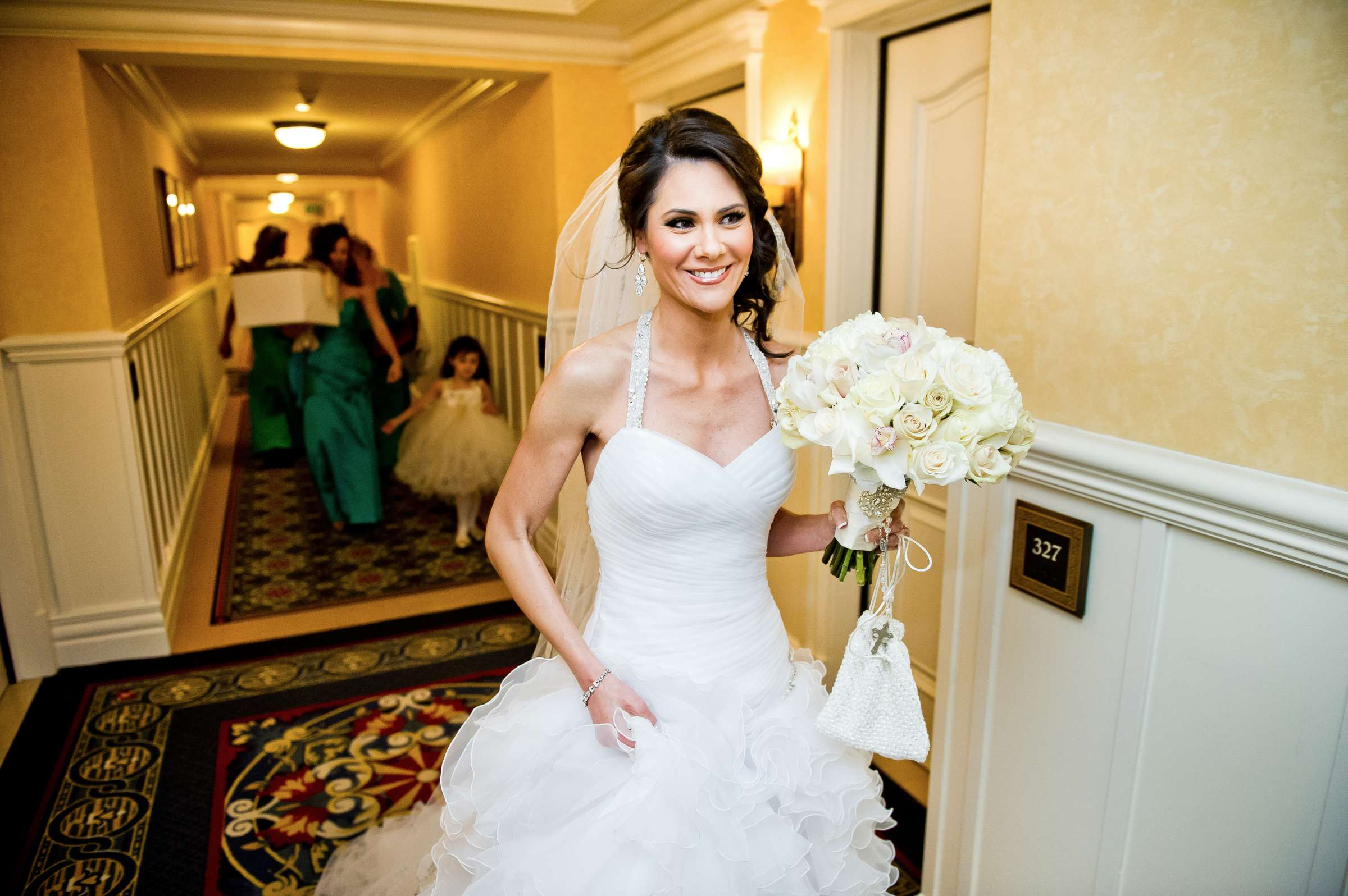 Fairmont Grand Del Mar Wedding, Angela and Tom Wedding Photo #20 by True Photography