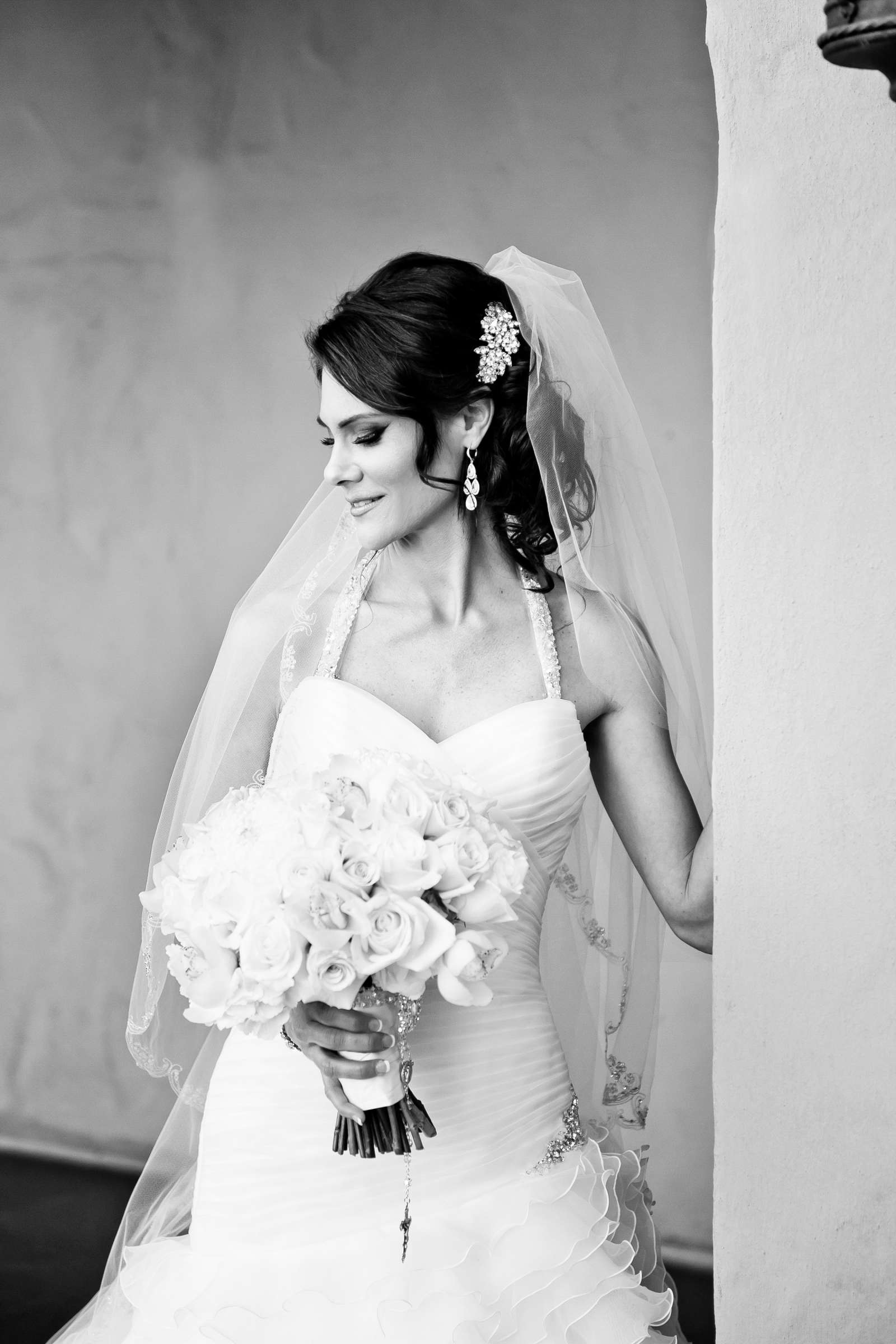 Fairmont Grand Del Mar Wedding, Angela and Tom Wedding Photo #21 by True Photography