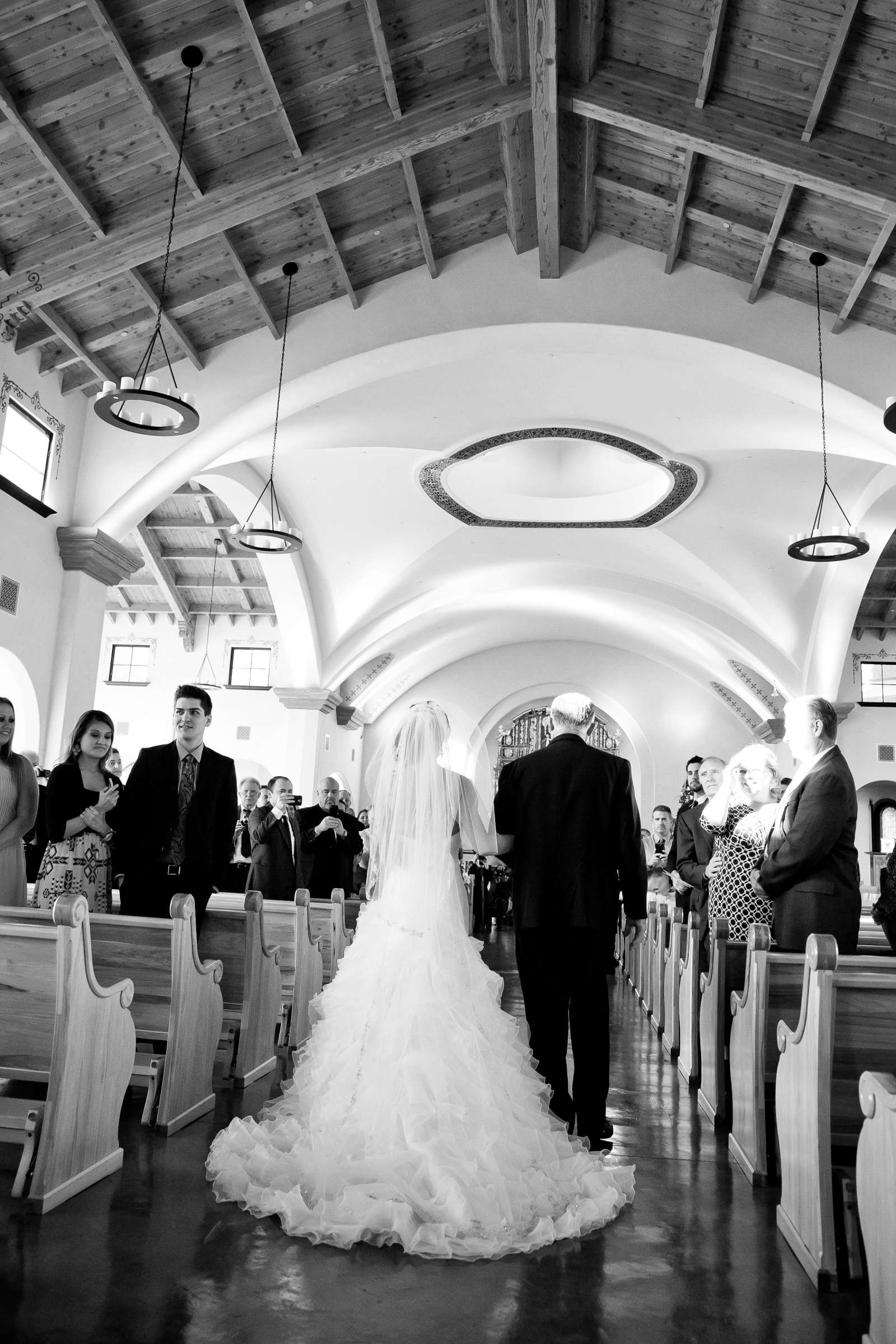 Fairmont Grand Del Mar Wedding, Angela and Tom Wedding Photo #28 by True Photography