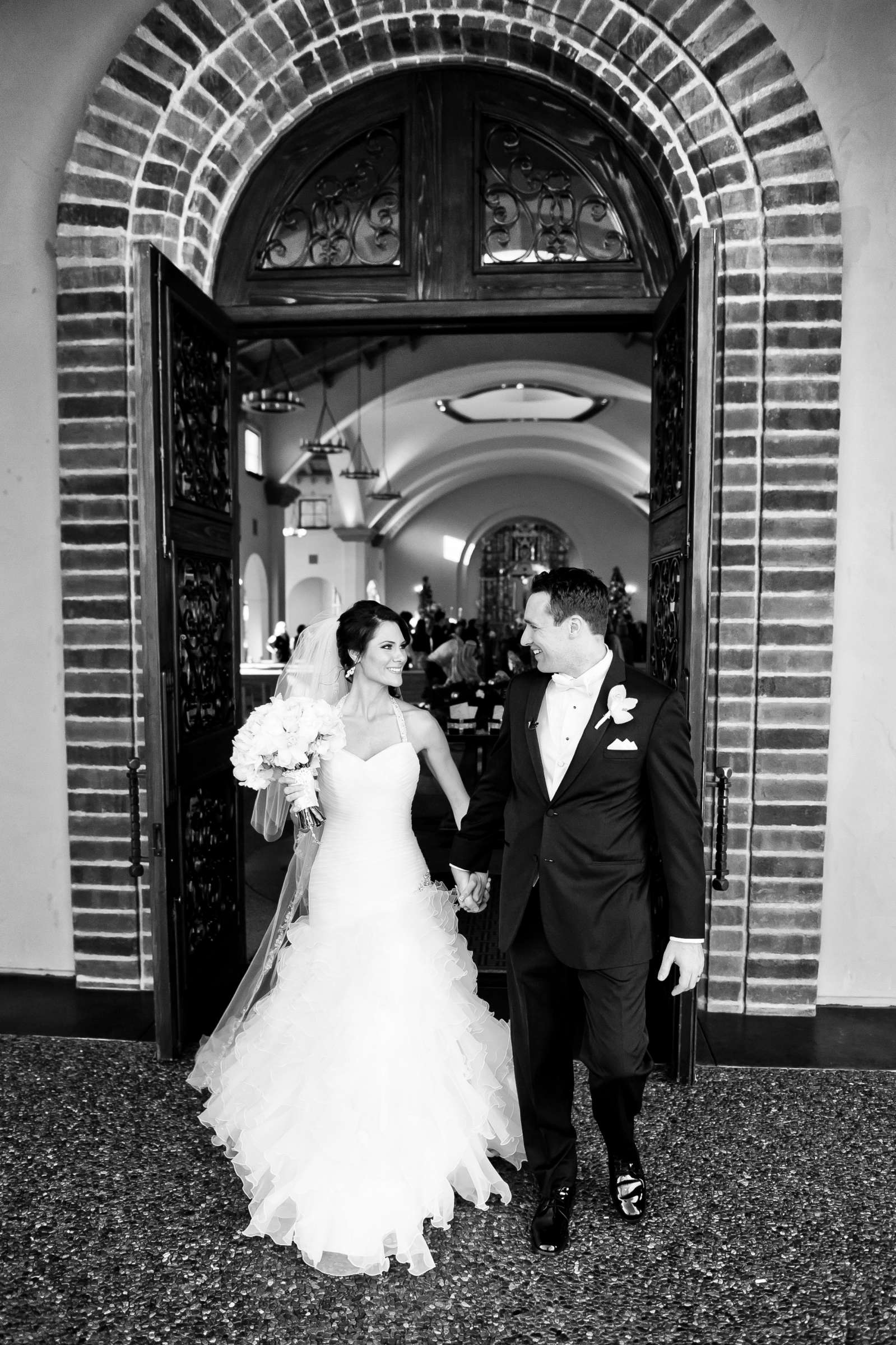 Fairmont Grand Del Mar Wedding, Angela and Tom Wedding Photo #36 by True Photography