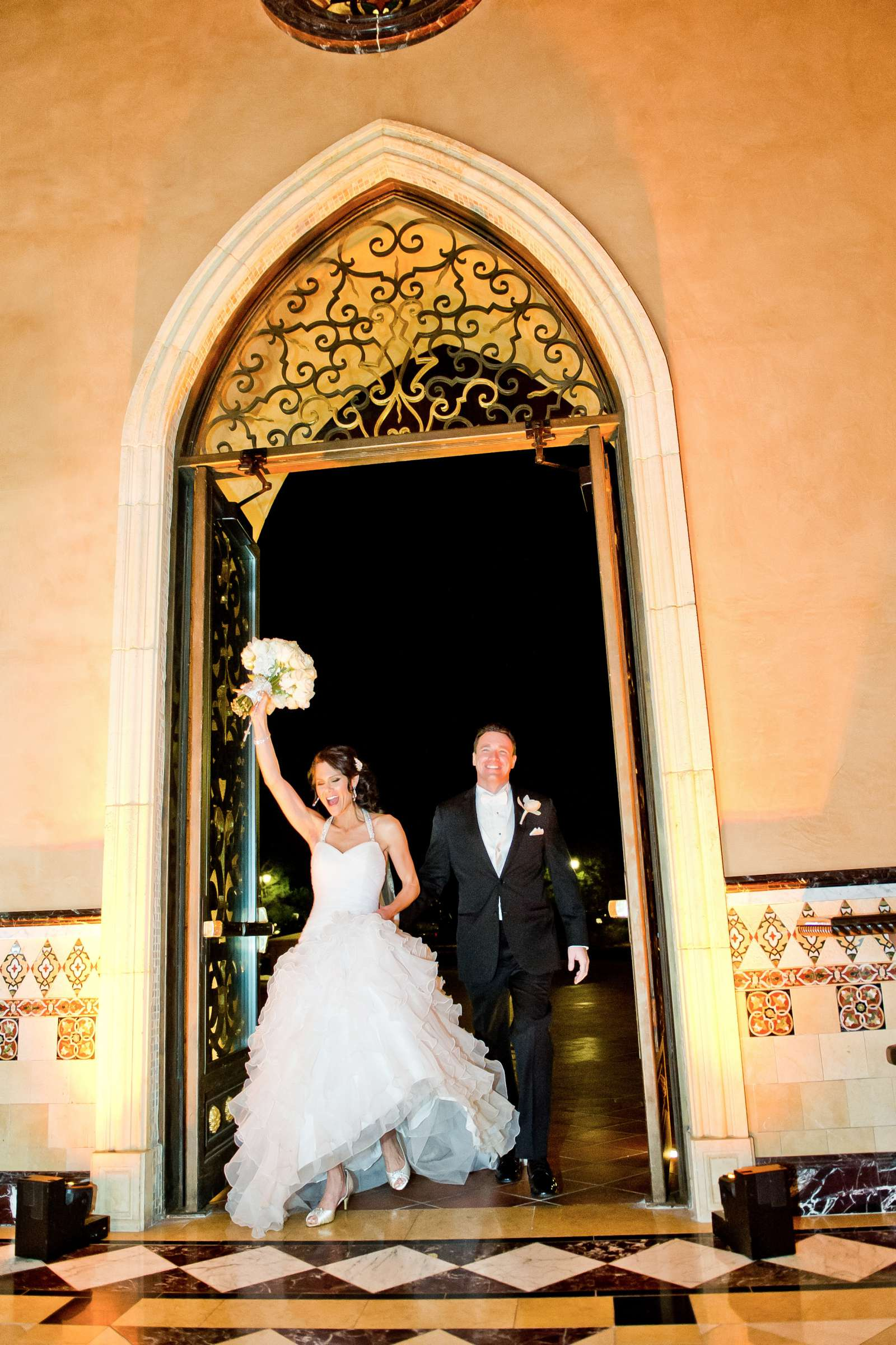 Fairmont Grand Del Mar Wedding, Angela and Tom Wedding Photo #41 by True Photography