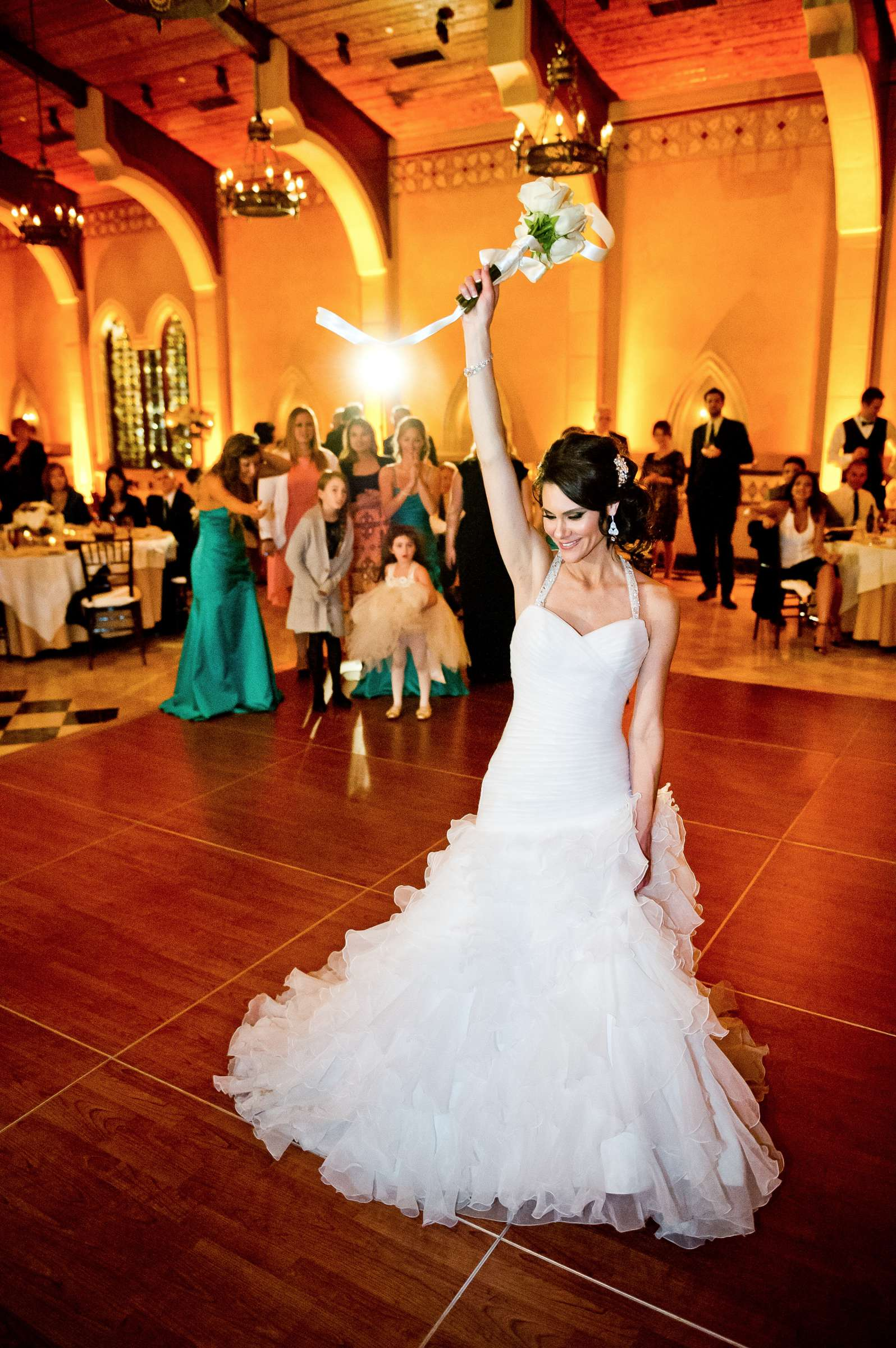 Fairmont Grand Del Mar Wedding, Angela and Tom Wedding Photo #48 by True Photography