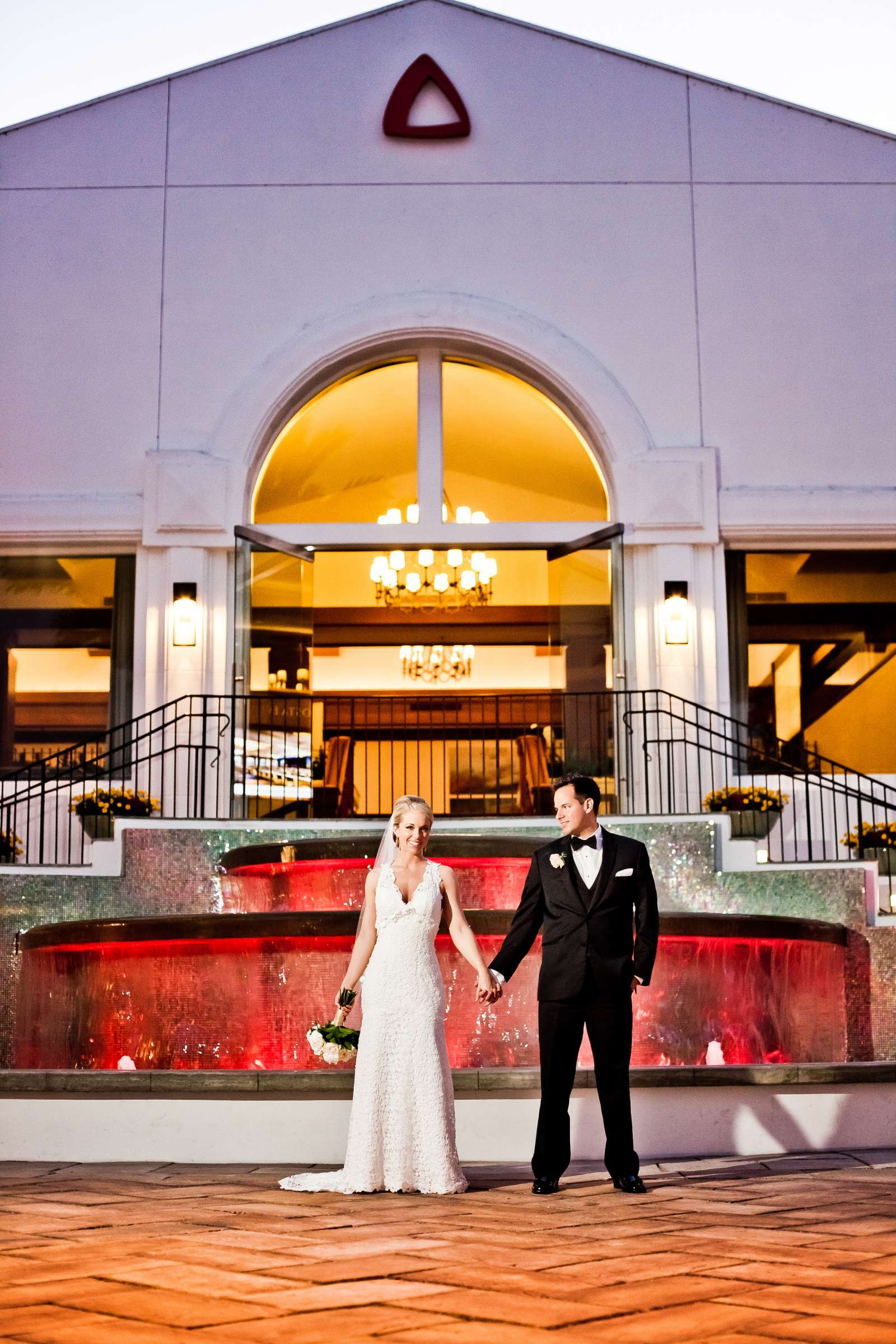 Omni La Costa Resort & Spa Wedding coordinated by At Your Side Planning, Normandy and Alex Wedding Photo #326618 by True Photography