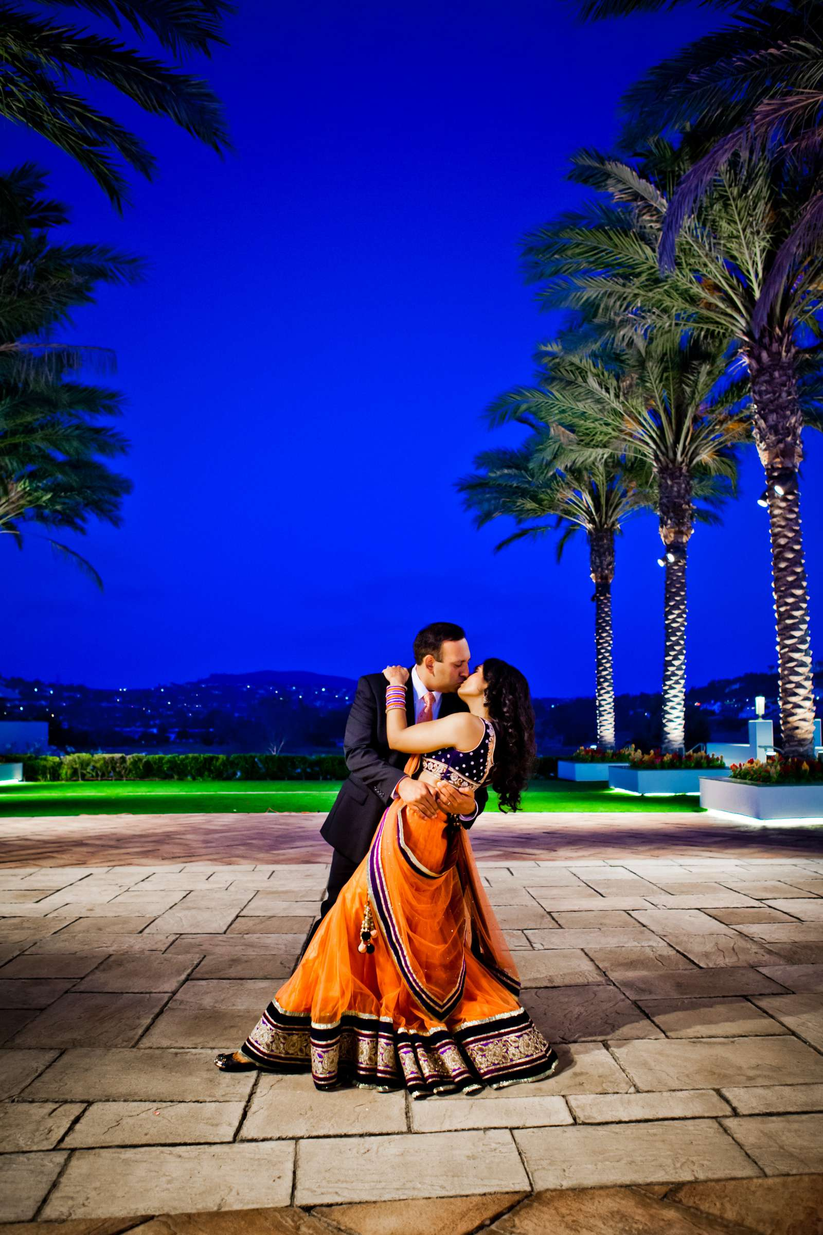 Omni La Costa Resort & Spa Wedding coordinated by Topaz Events, Bhavna and Arun Wedding Photo #330975 by True Photography