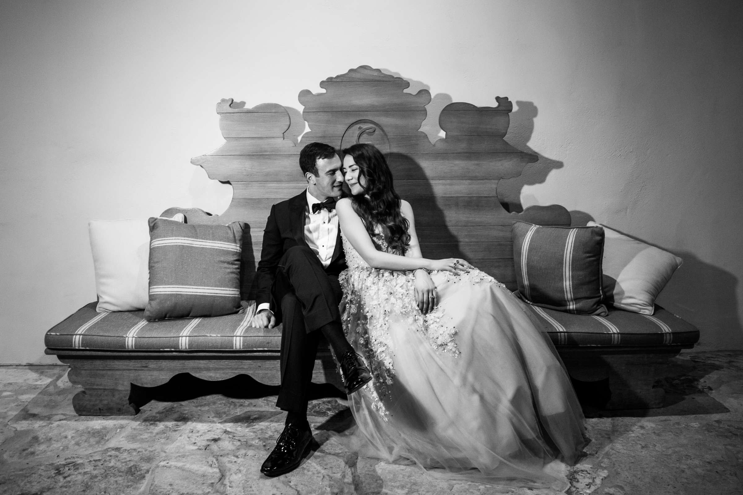 Estancia Wedding coordinated by Sweet Blossom Weddings, Cathalina and Alain Wedding Photo #32 by True Photography