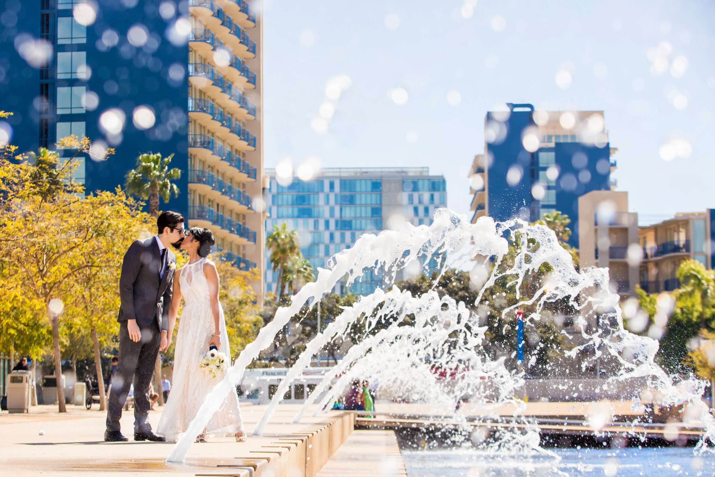 San Diego Courthouse Wedding, Jane and Ale Wedding Photo #335546 by True Photography