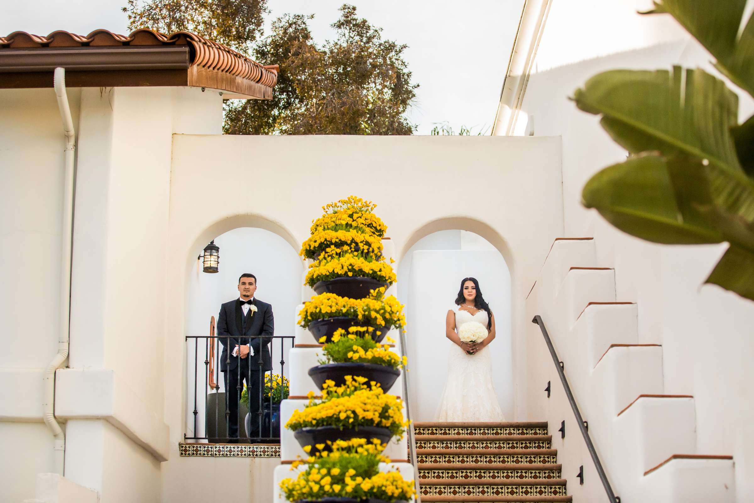 Omni La Costa Resort & Spa Wedding coordinated by Bliss Events, Yvette and Daniel Wedding Photo #340963 by True Photography
