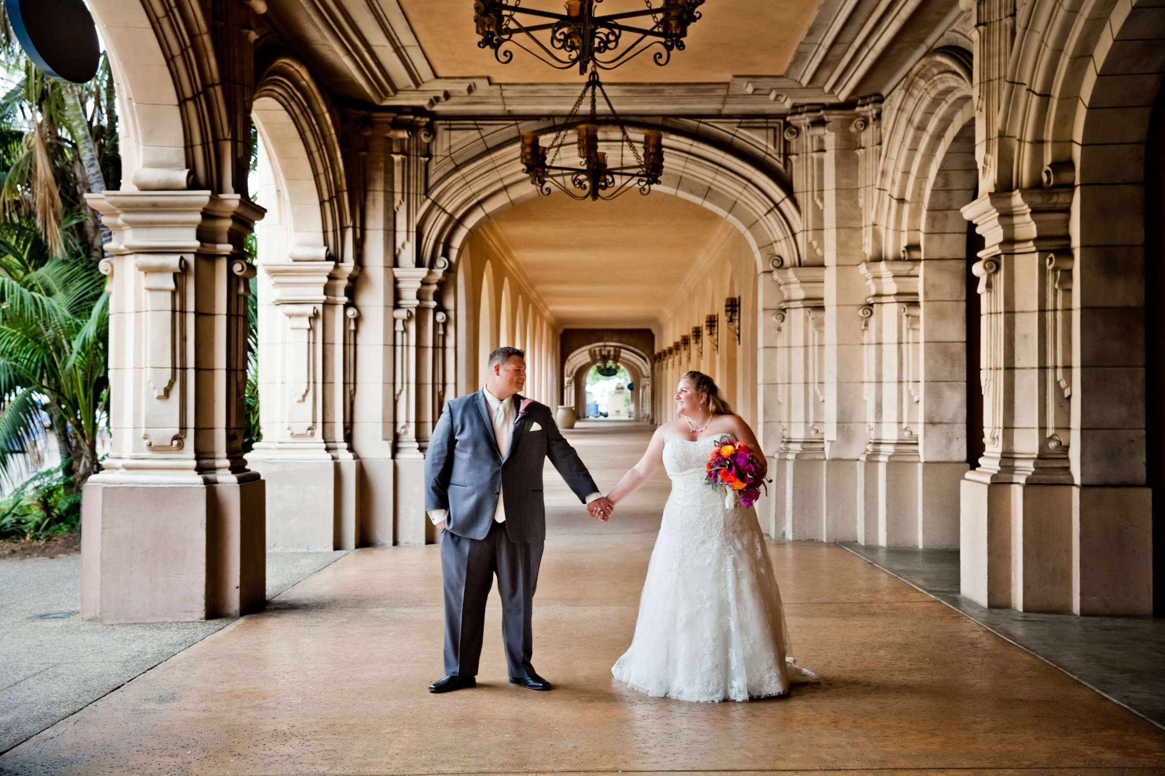 The Prado Wedding coordinated by Monarch Weddings, Eileen and Robbie Wedding Photo #2 by True Photography