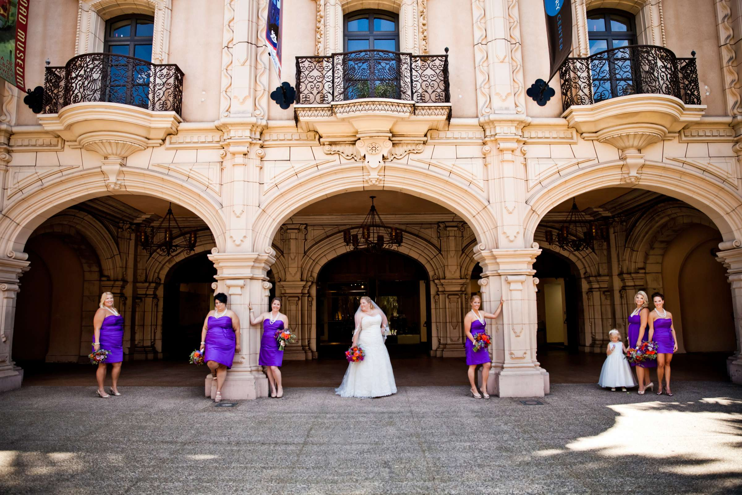 The Prado Wedding coordinated by Monarch Weddings, Eileen and Robbie Wedding Photo #7 by True Photography