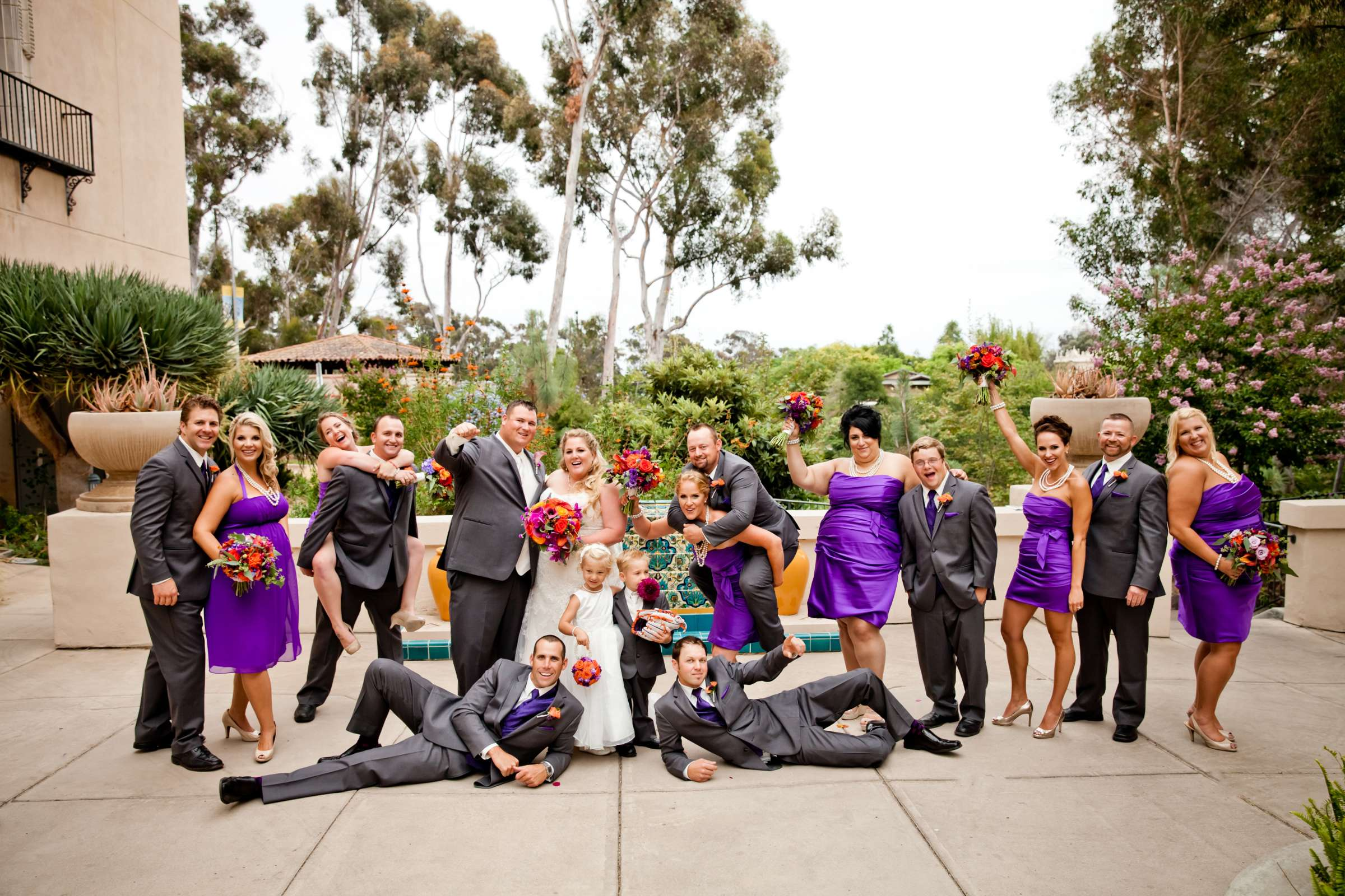 The Prado Wedding coordinated by Monarch Weddings, Eileen and Robbie Wedding Photo #15 by True Photography
