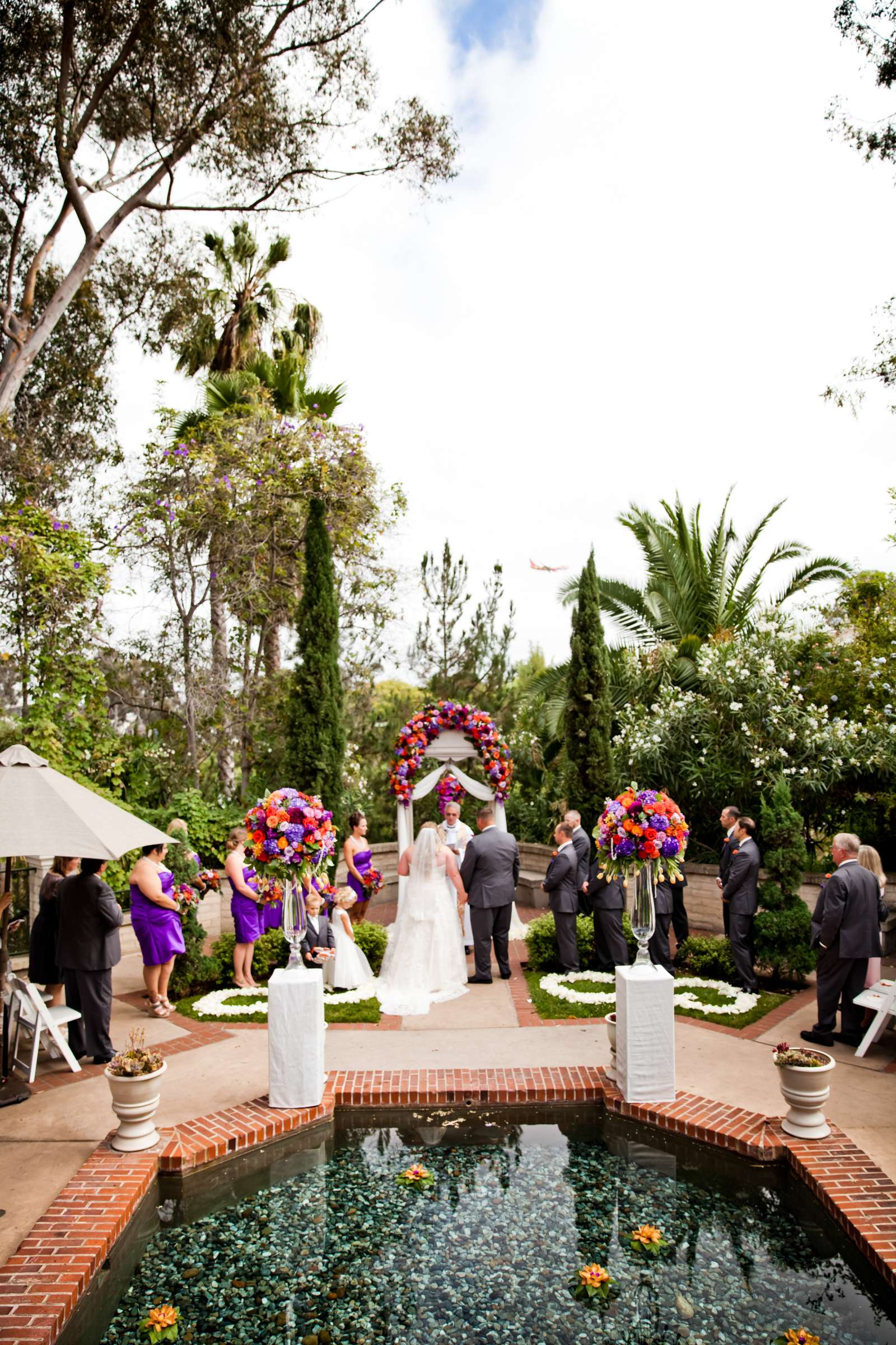 The Prado Wedding coordinated by Monarch Weddings, Eileen and Robbie Wedding Photo #46 by True Photography