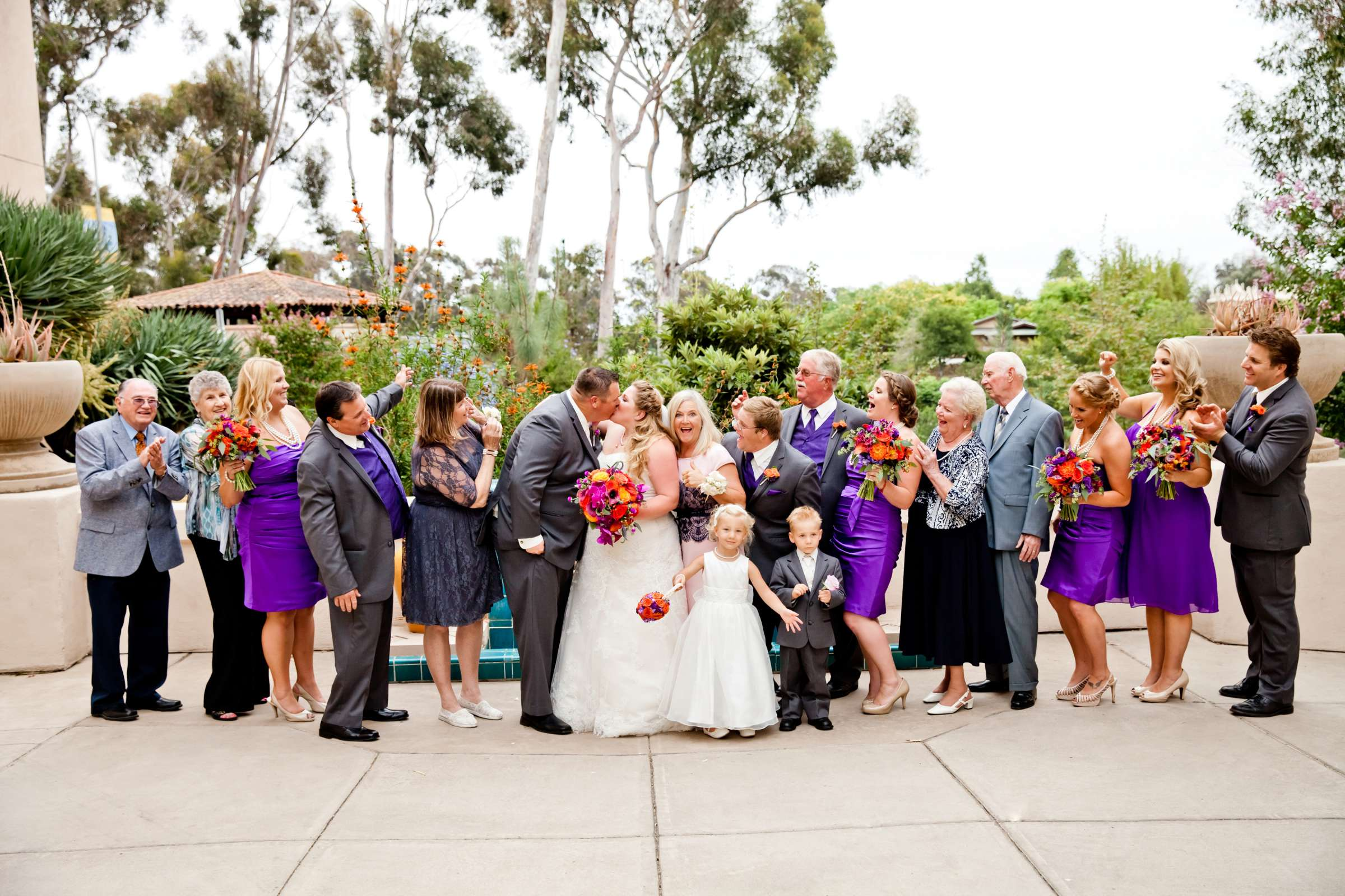 The Prado Wedding coordinated by Monarch Weddings, Eileen and Robbie Wedding Photo #49 by True Photography