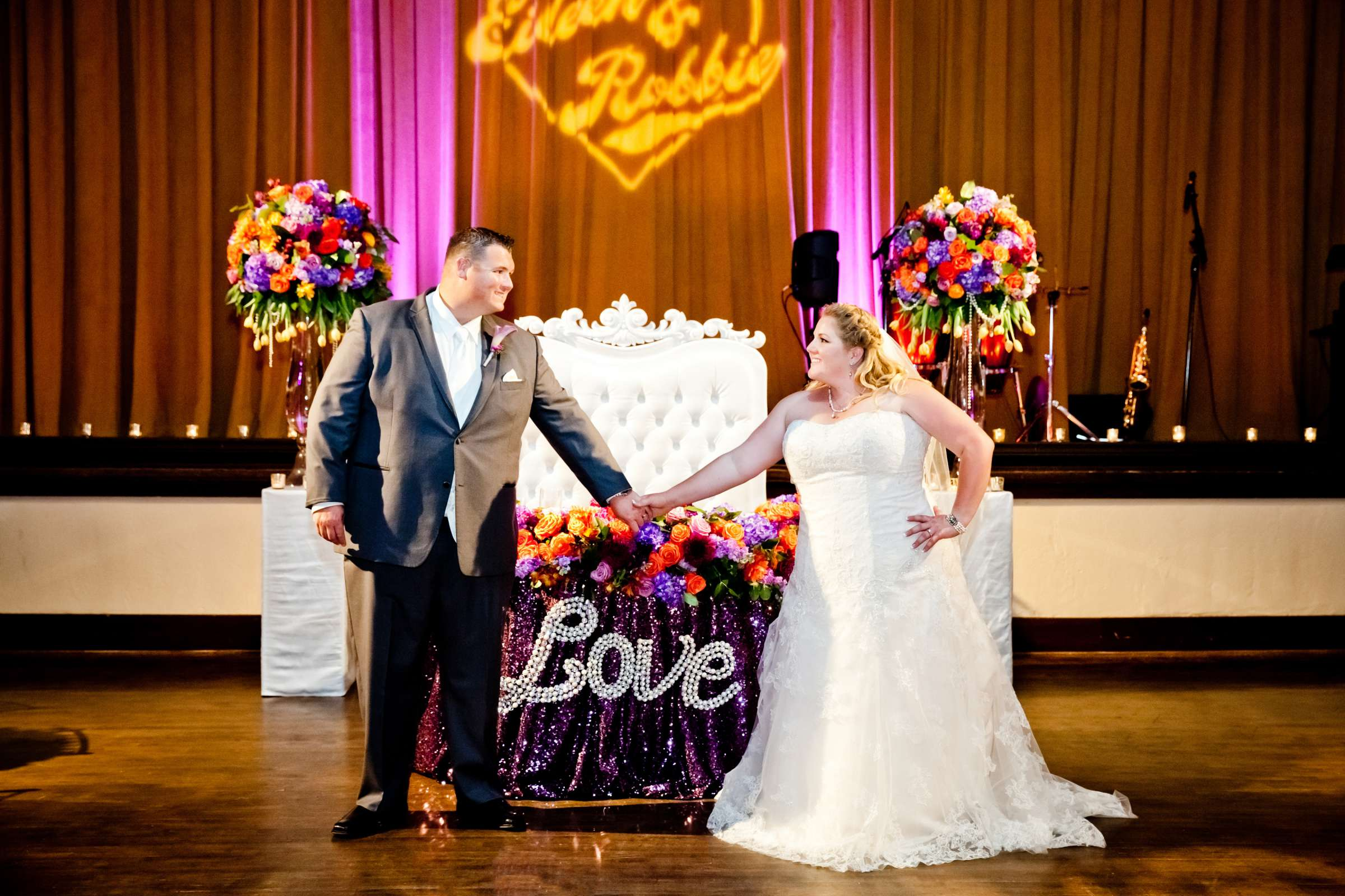 The Prado Wedding coordinated by Monarch Weddings, Eileen and Robbie Wedding Photo #55 by True Photography