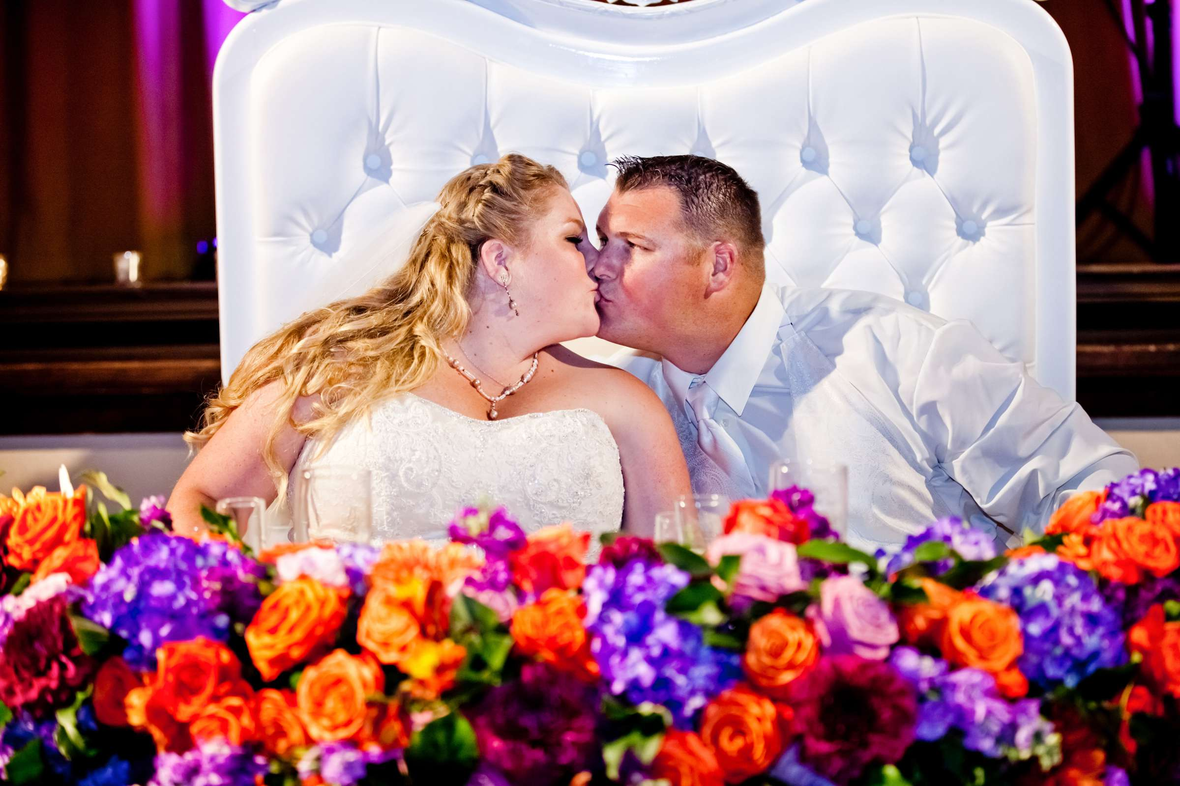 The Prado Wedding coordinated by Monarch Weddings, Eileen and Robbie Wedding Photo #60 by True Photography