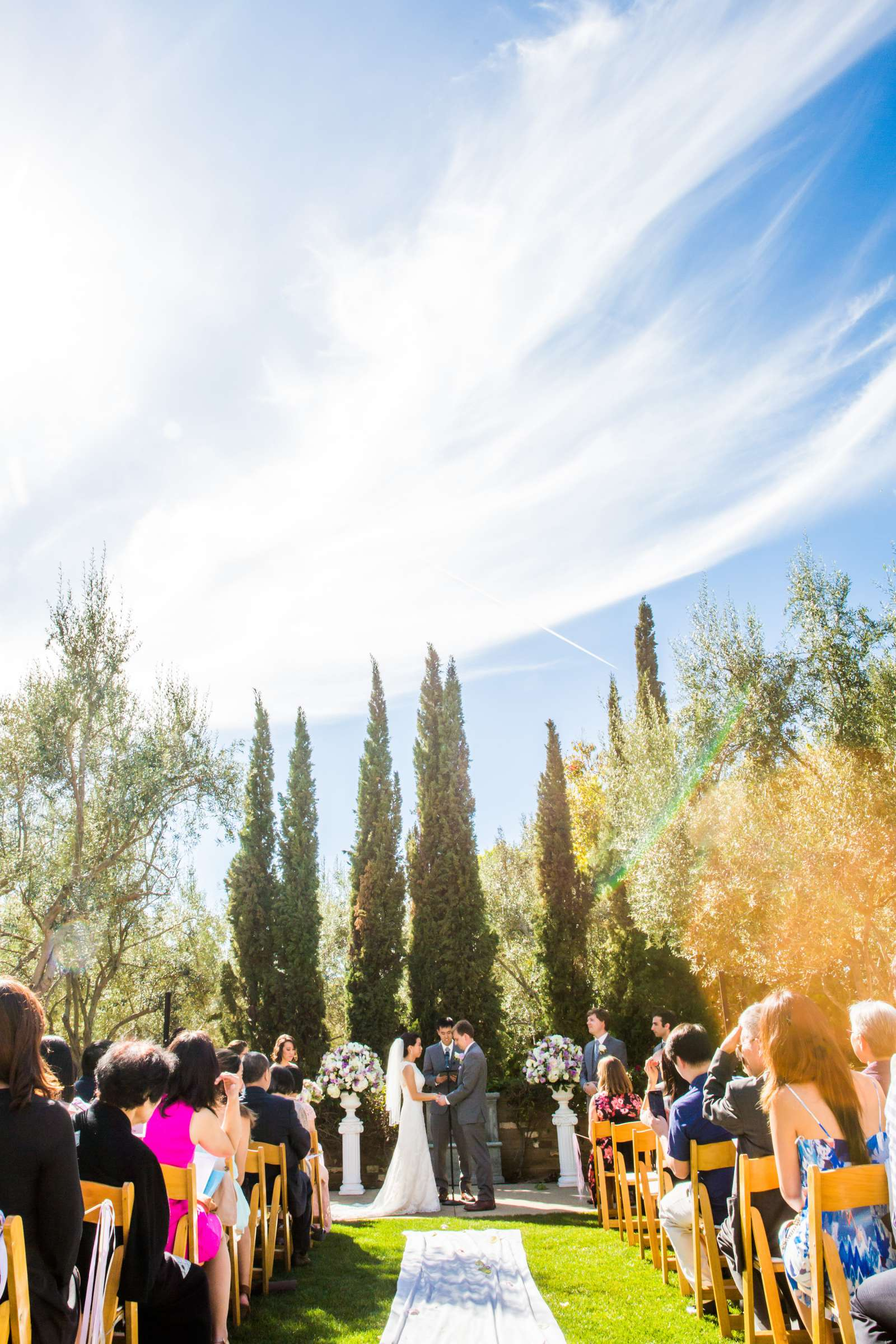 Estancia Wedding coordinated by Holly Kalkin Weddings, Jeanine and Eugene Wedding Photo #9 by True Photography