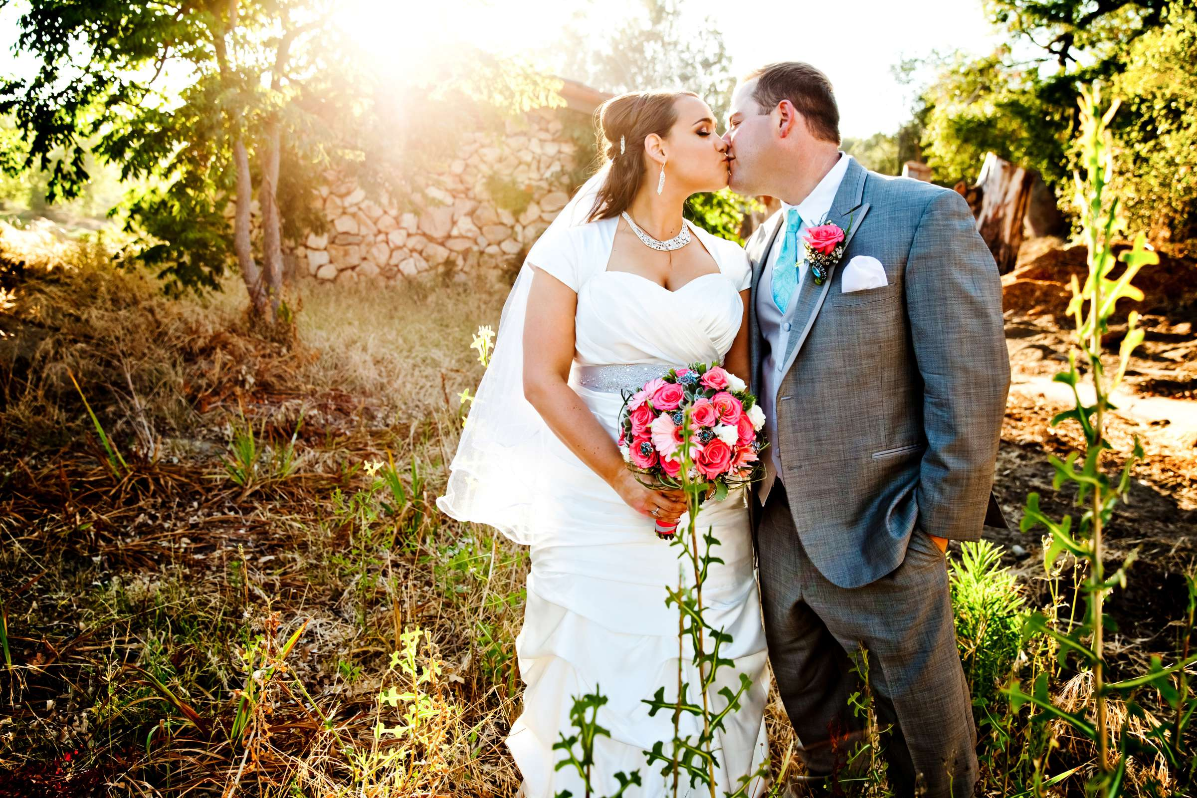 Mt Woodson Castle Wedding, Krista and Donald Wedding Photo #344661 by True Photography