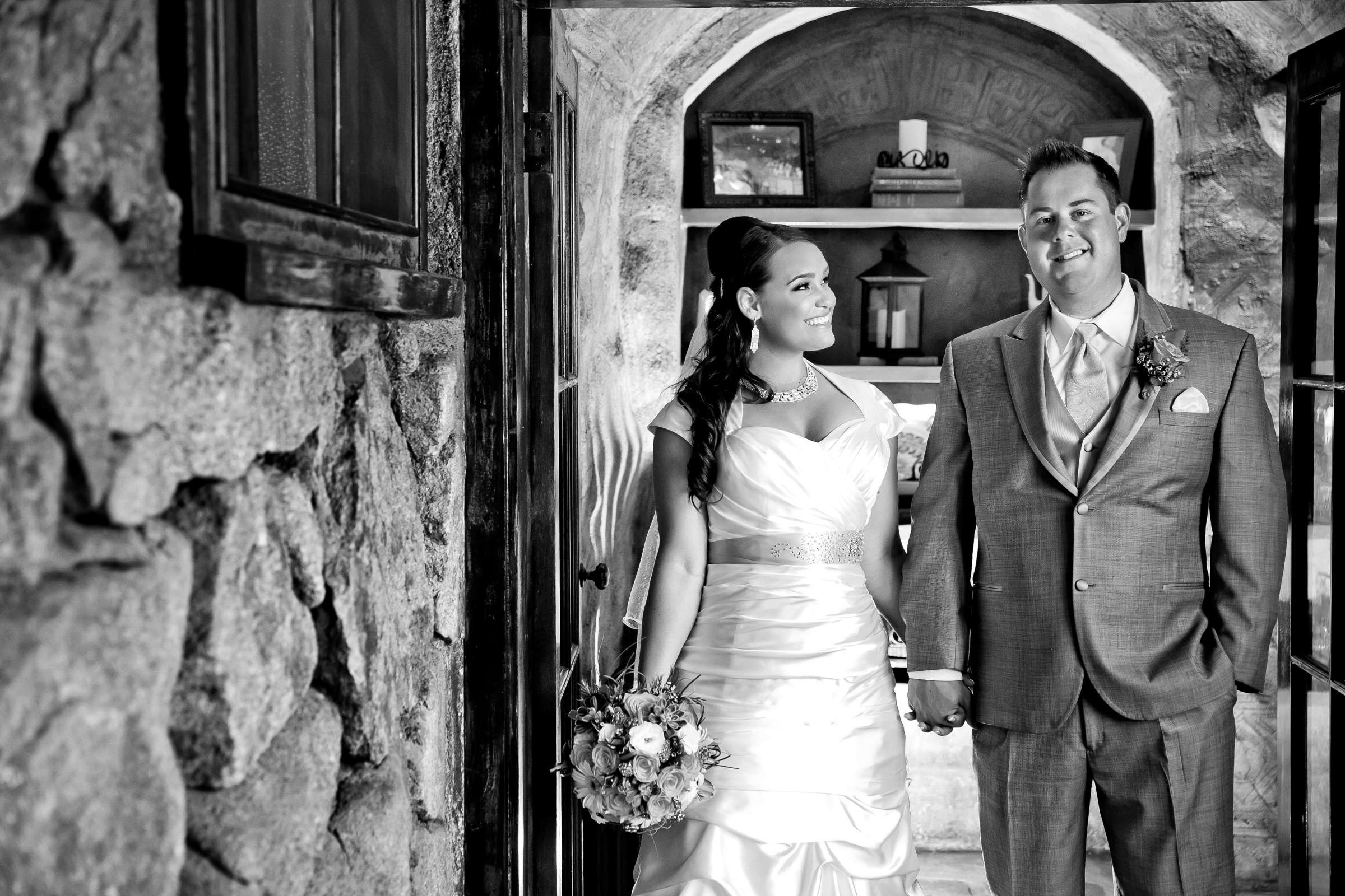 Mt Woodson Castle Wedding, Krista and Donald Wedding Photo #344664 by True Photography