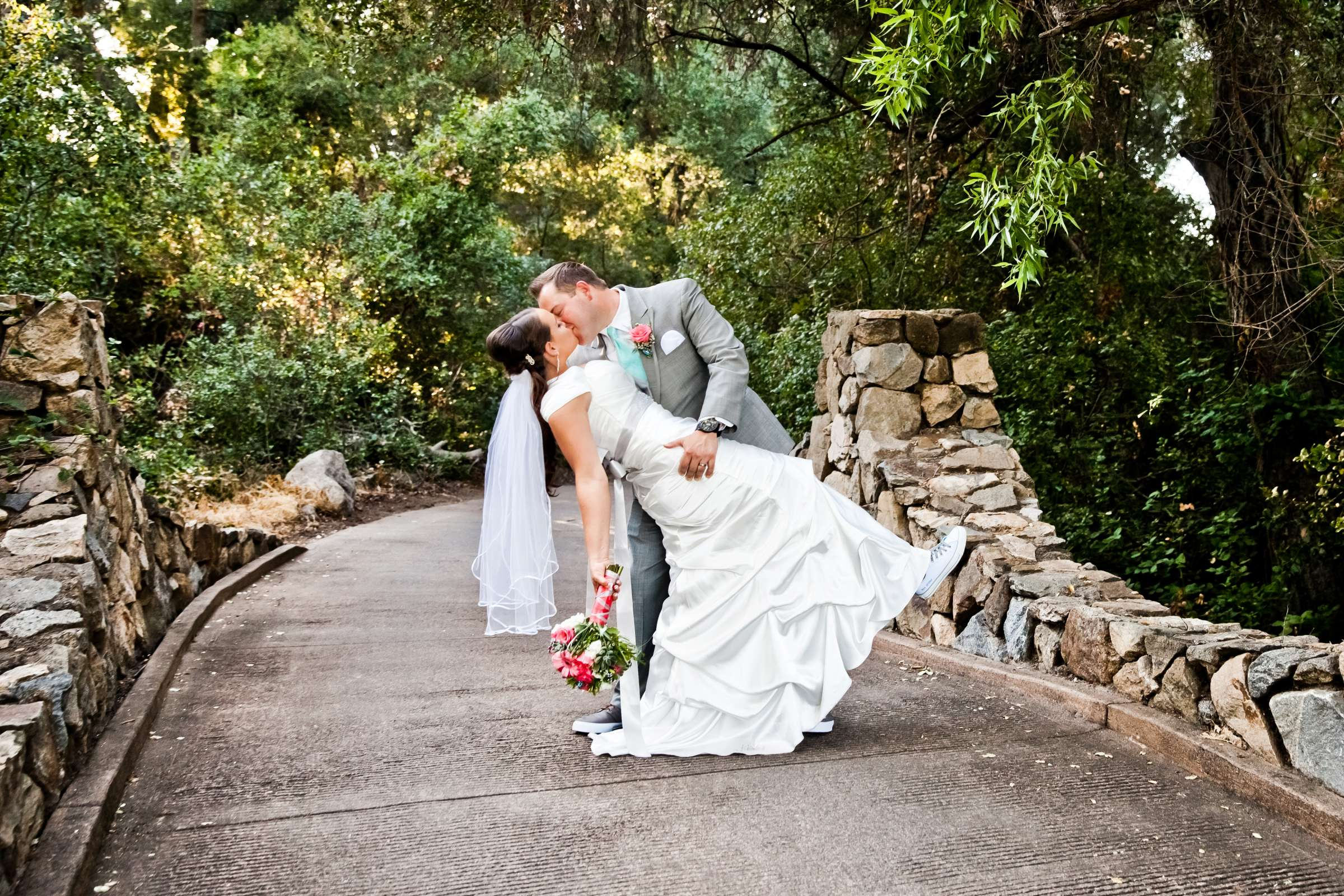 Mt Woodson Castle Wedding, Krista and Donald Wedding Photo #344666 by True Photography