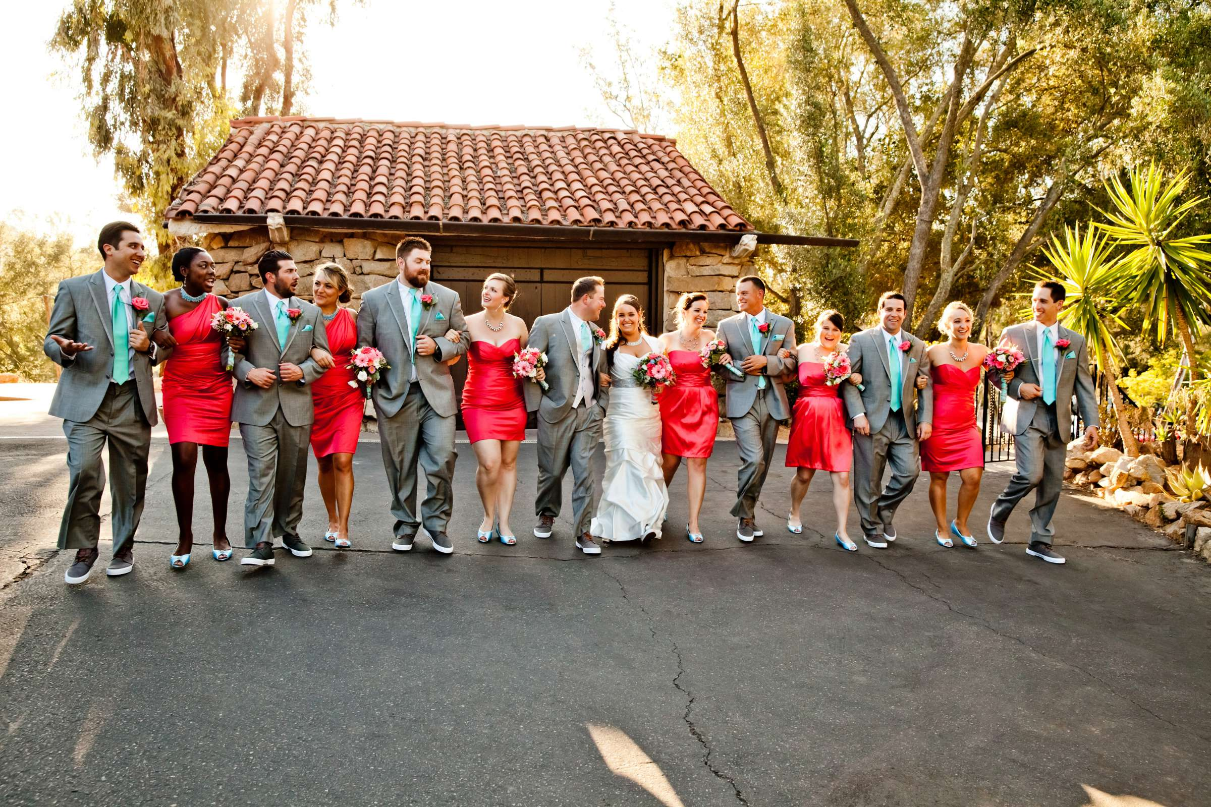Mt Woodson Castle Wedding, Krista and Donald Wedding Photo #344674 by True Photography