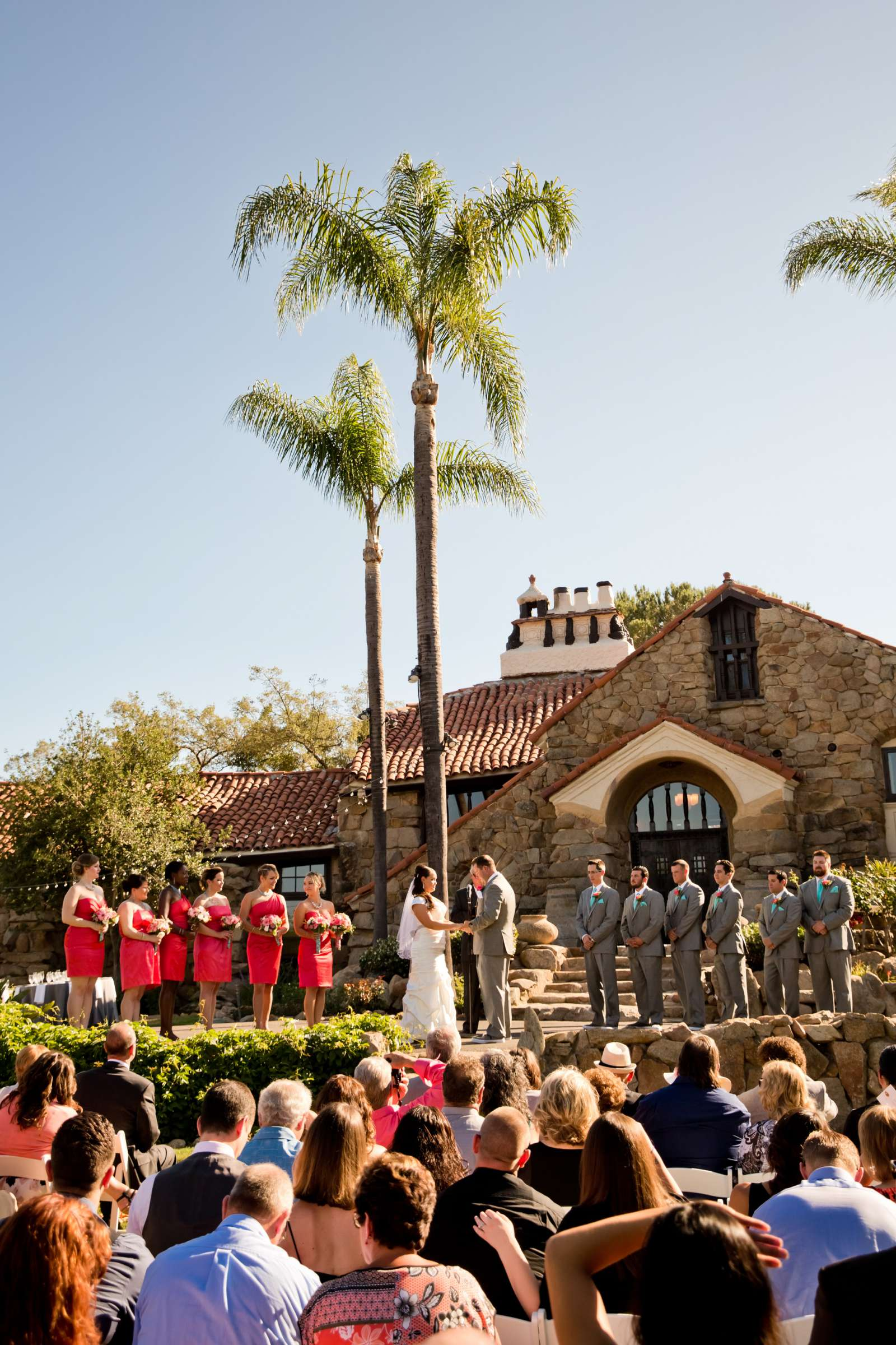 Mt Woodson Castle Wedding, Krista and Donald Wedding Photo #344677 by True Photography