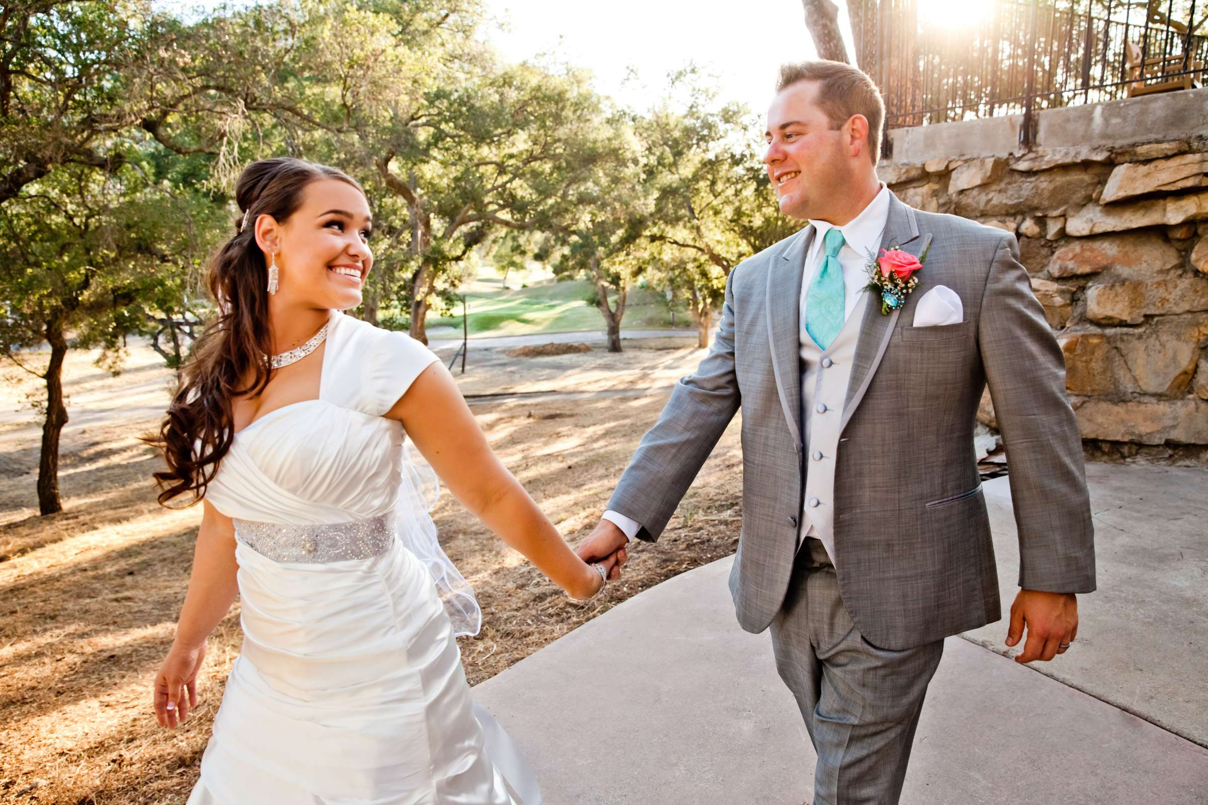Mt Woodson Castle Wedding, Krista and Donald Wedding Photo #344682 by True Photography