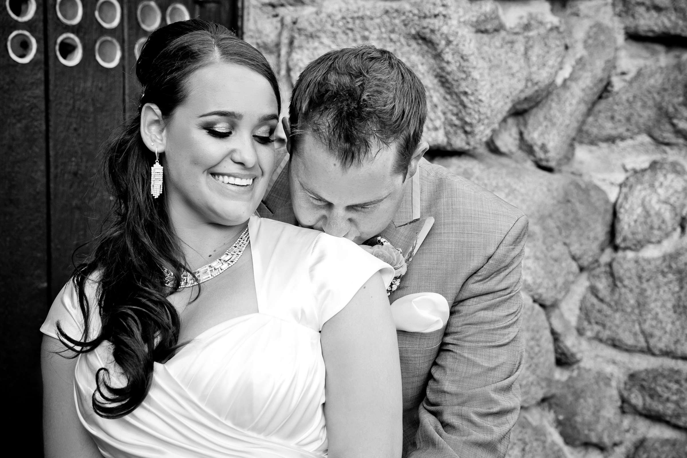 Mt Woodson Castle Wedding, Krista and Donald Wedding Photo #344684 by True Photography