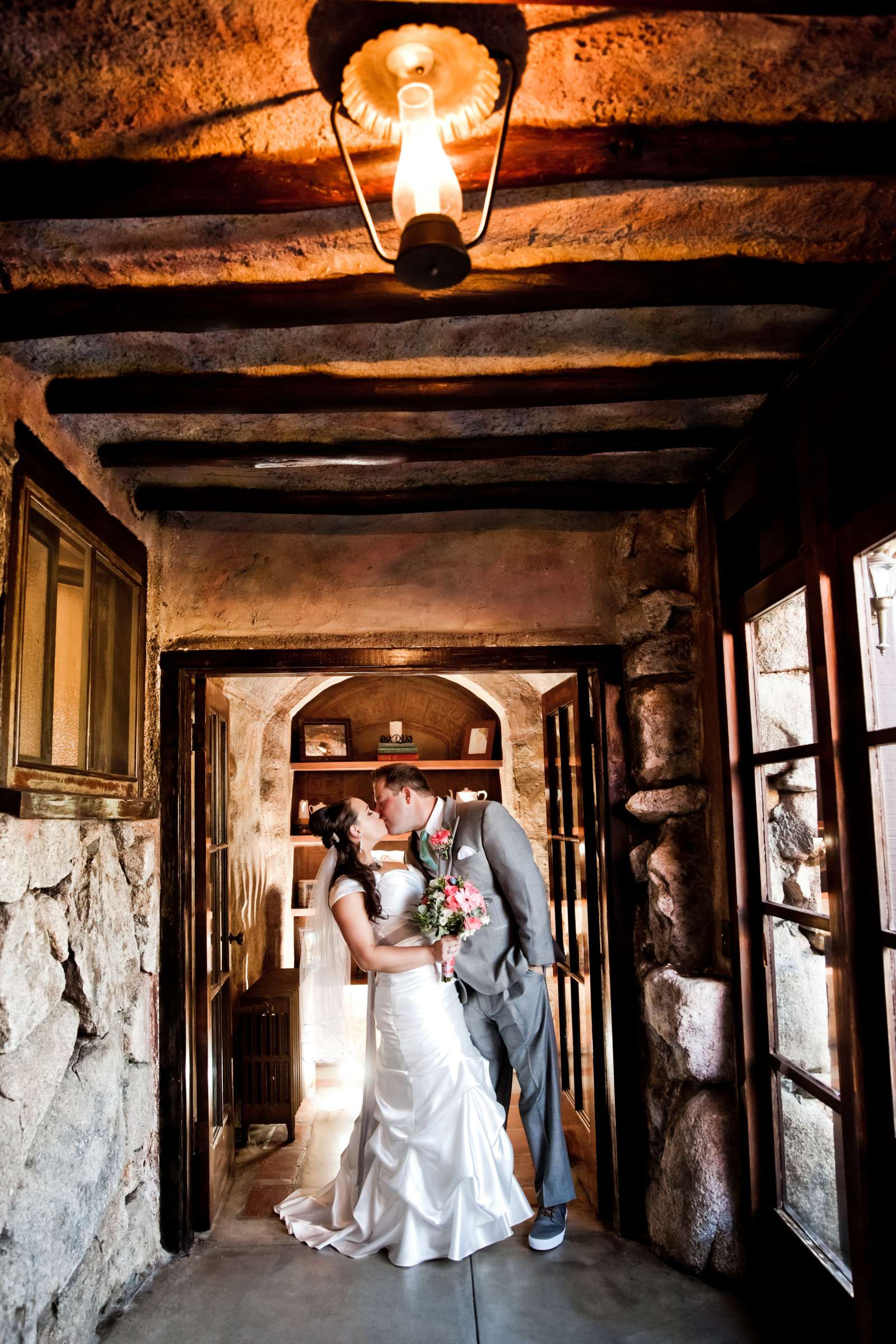 Mt Woodson Castle Wedding, Krista and Donald Wedding Photo #344686 by True Photography