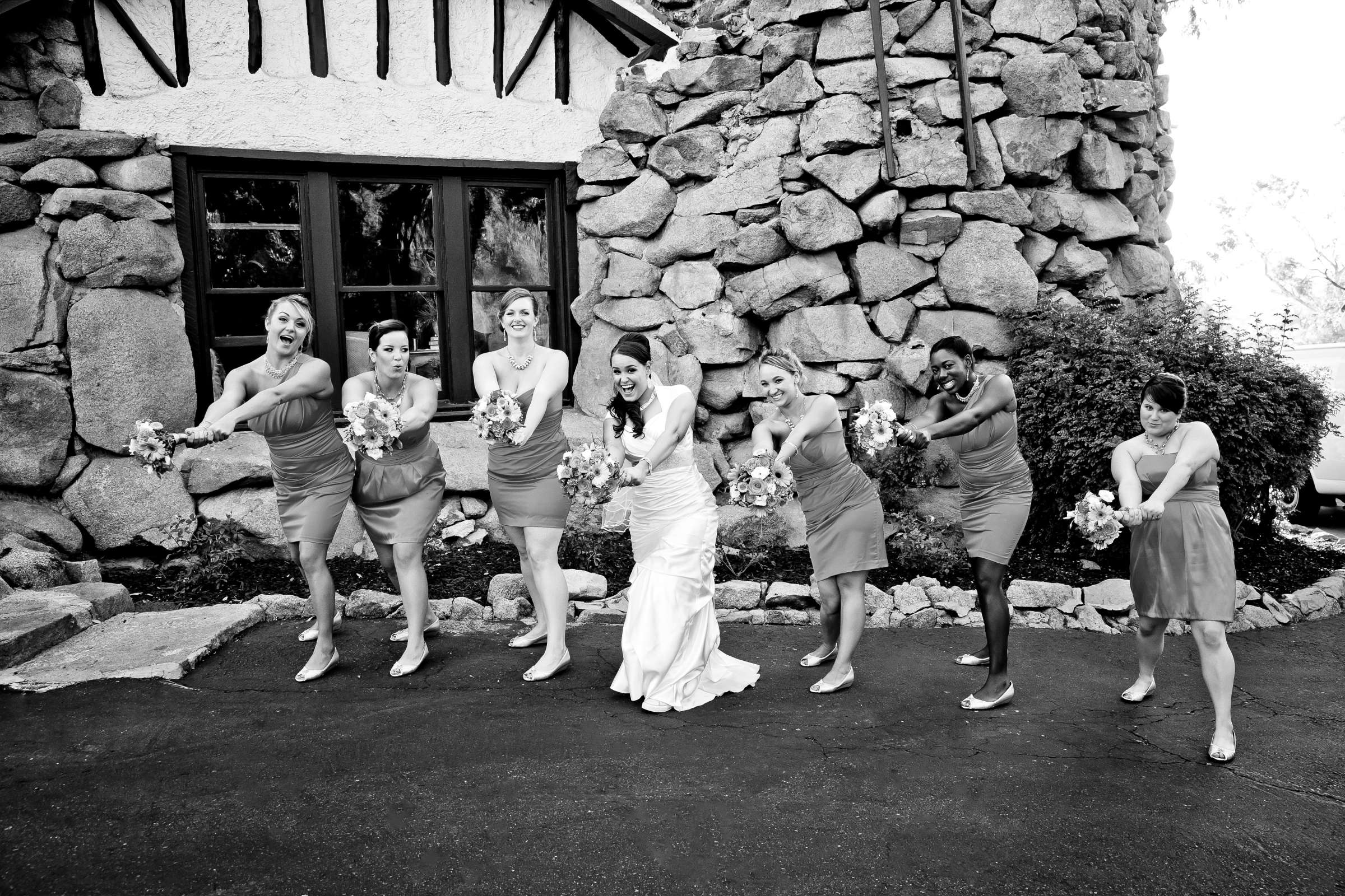 Mt Woodson Castle Wedding, Krista and Donald Wedding Photo #344701 by True Photography