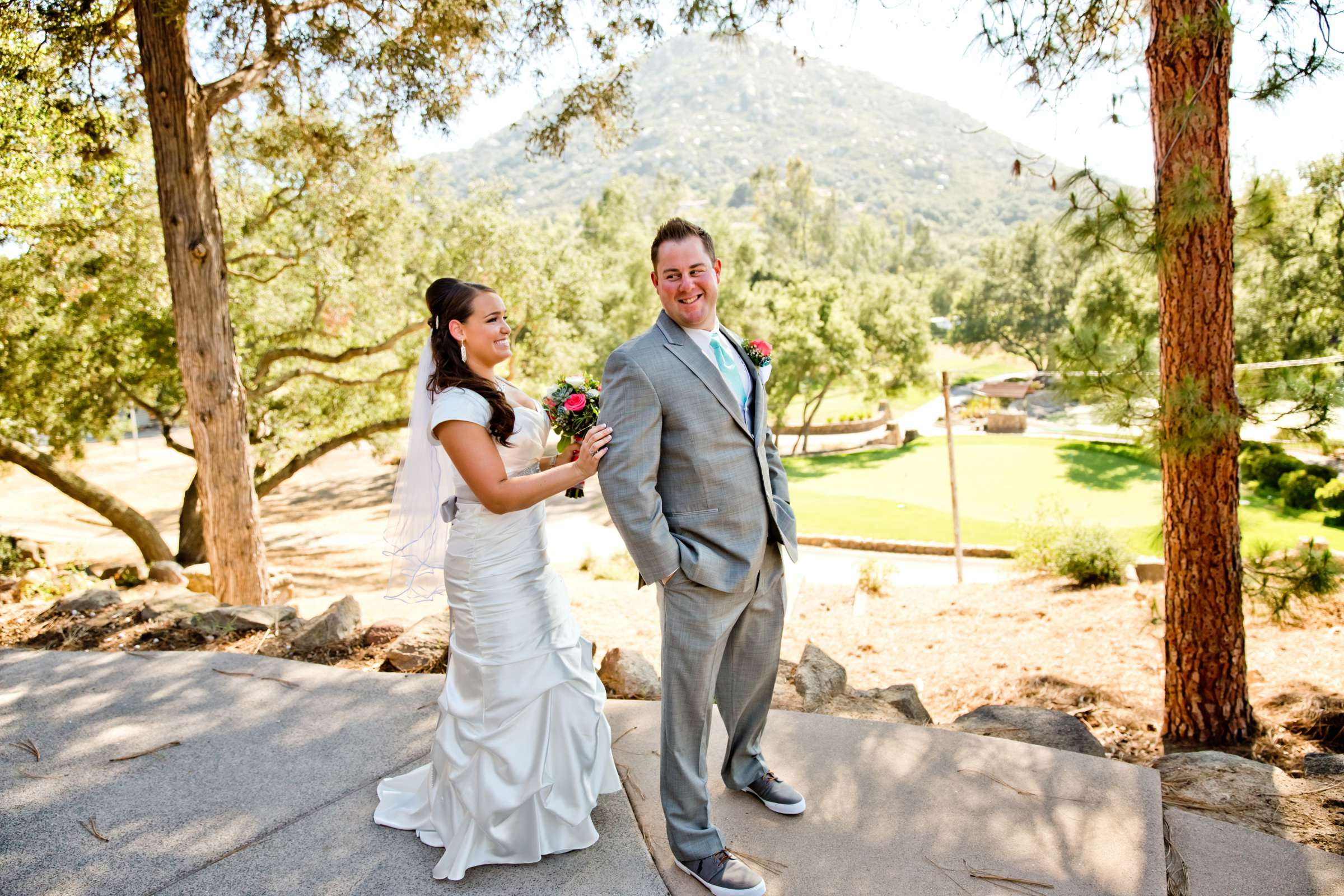 Mt Woodson Castle Wedding, Krista and Donald Wedding Photo #344710 by True Photography